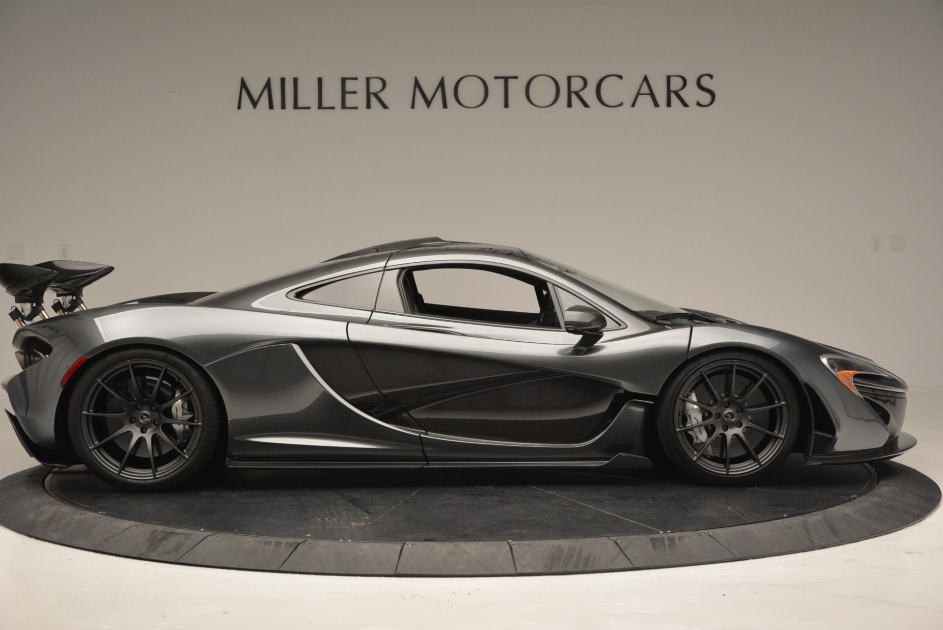 Used 2014 McLaren P1 Coupe For Sale In Westport, CT 513_p12