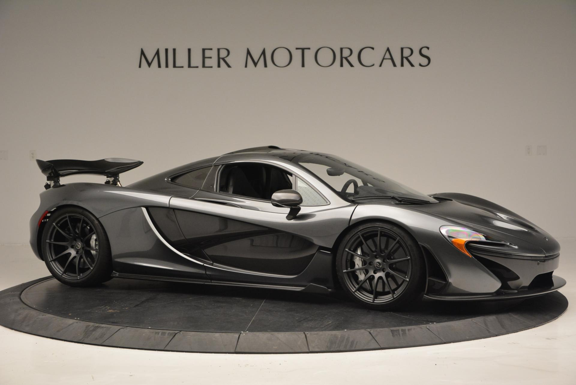 Used 2014 McLaren P1 Coupe For Sale In Westport, CT 513_p13