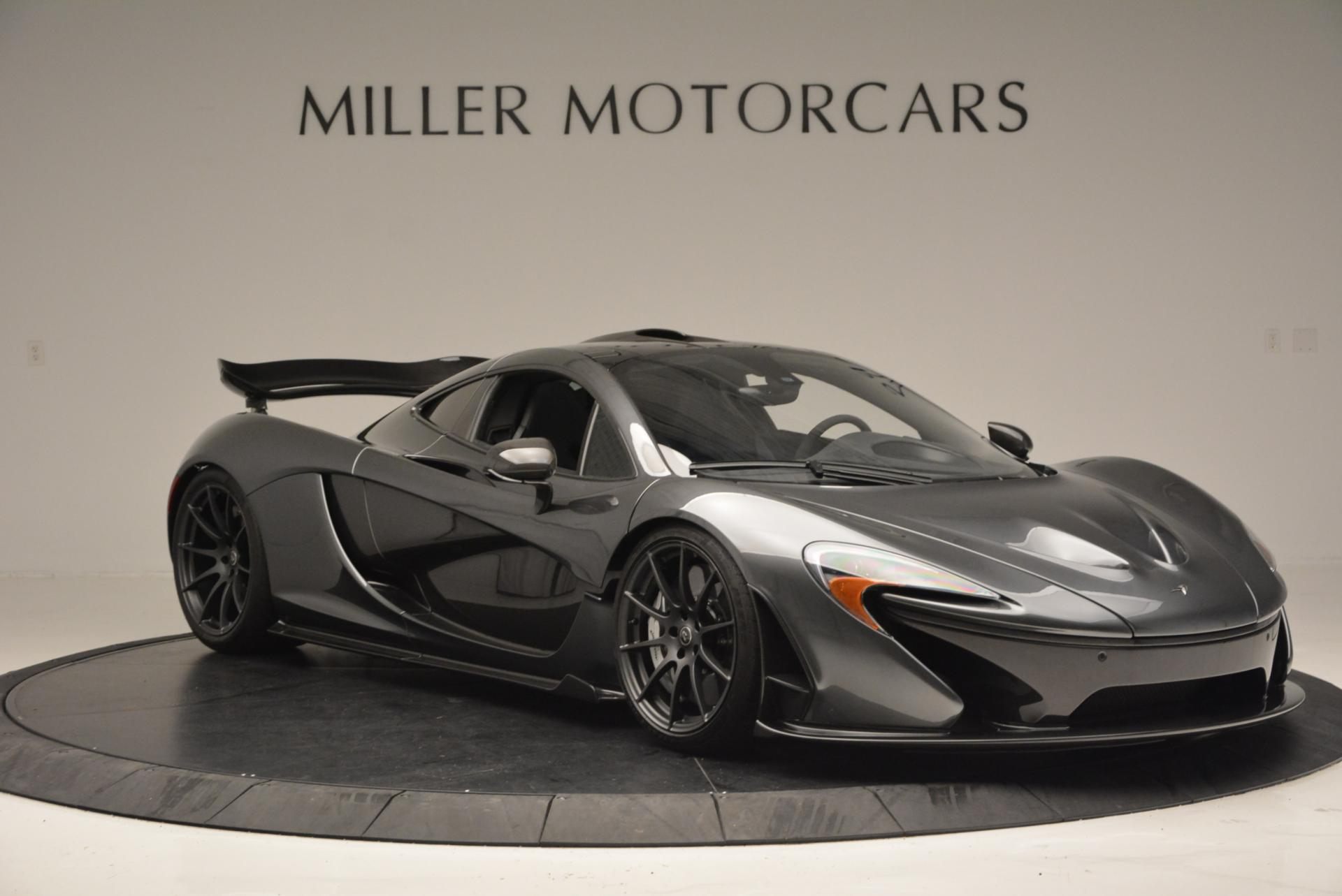 Used 2014 McLaren P1 Coupe For Sale In Westport, CT 513_p14
