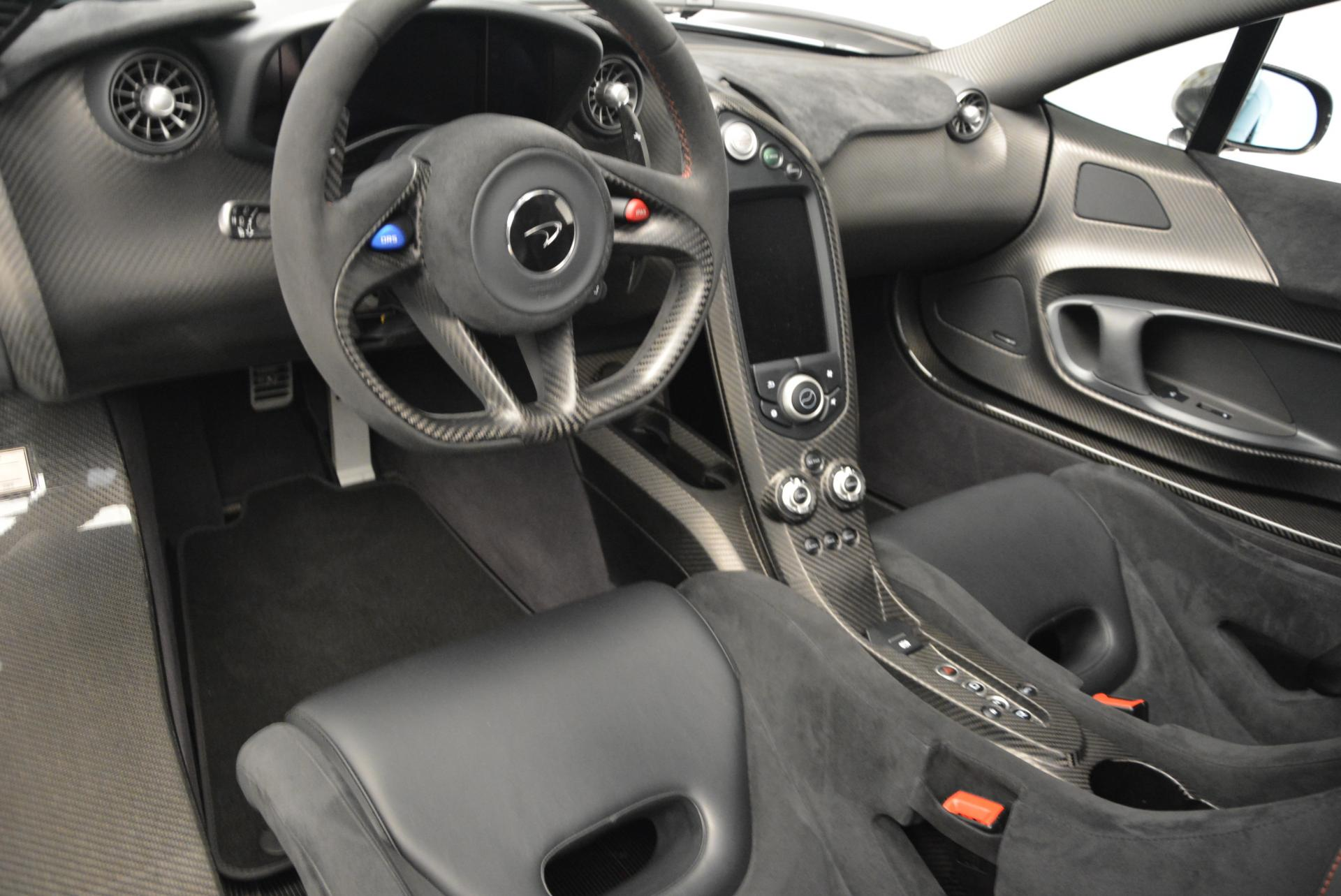 Used 2014 McLaren P1 Coupe For Sale In Westport, CT 513_p15