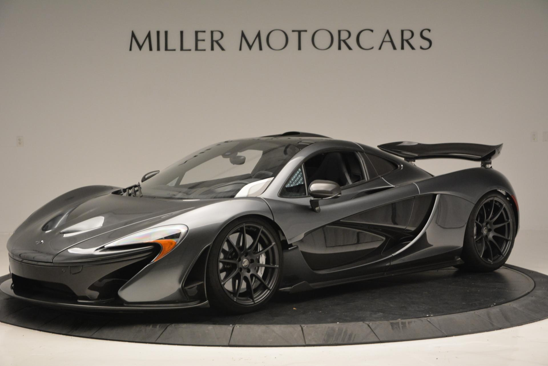 Used 2014 McLaren P1 Coupe For Sale In Westport, CT 513_p2