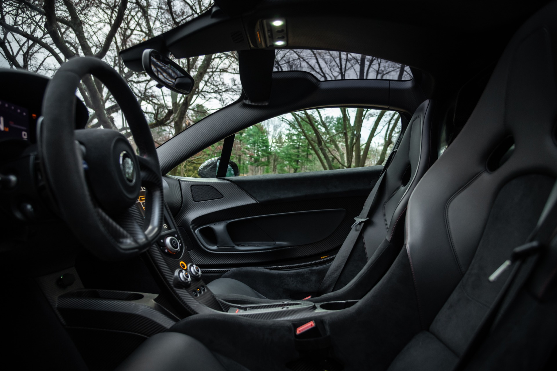 Used 2014 McLaren P1 Coupe For Sale In Westport, CT 513_p33
