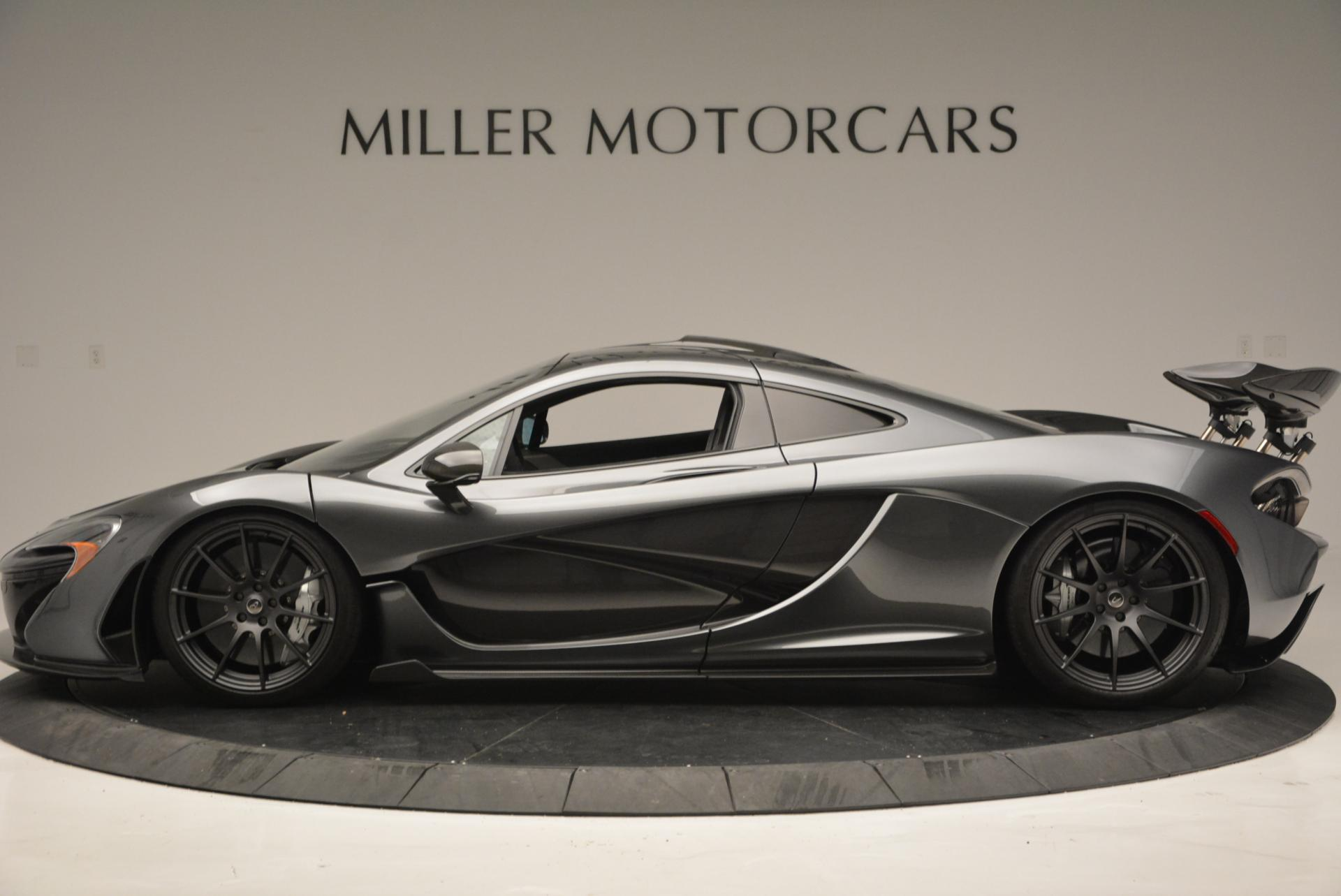 Used 2014 McLaren P1 Coupe For Sale In Westport, CT 513_p3
