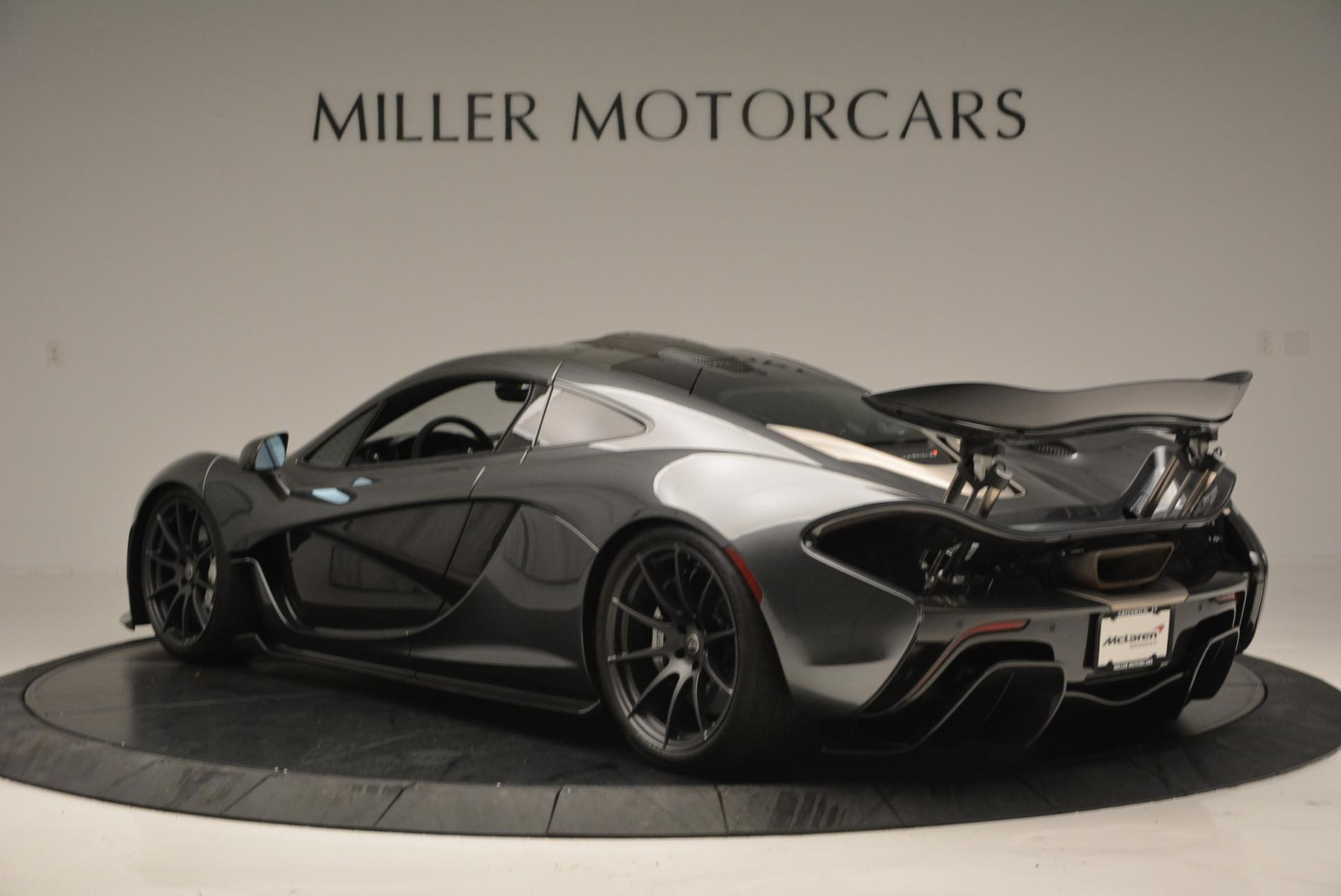 Used 2014 McLaren P1 Coupe For Sale In Westport, CT 513_p5