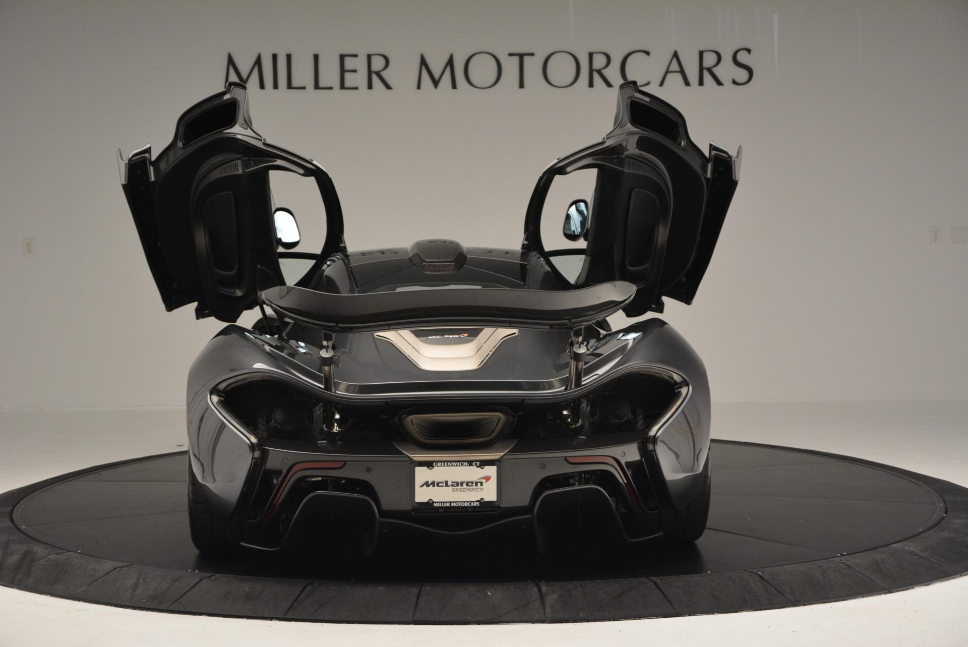 Used 2014 McLaren P1 Coupe For Sale In Westport, CT 513_p8
