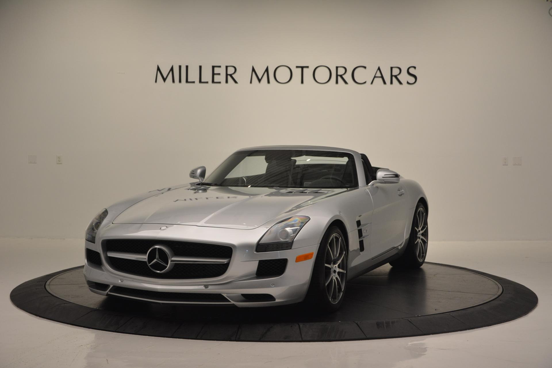 Used 2012 Mercedes Benz SLS AMG  For Sale In Westport, CT
