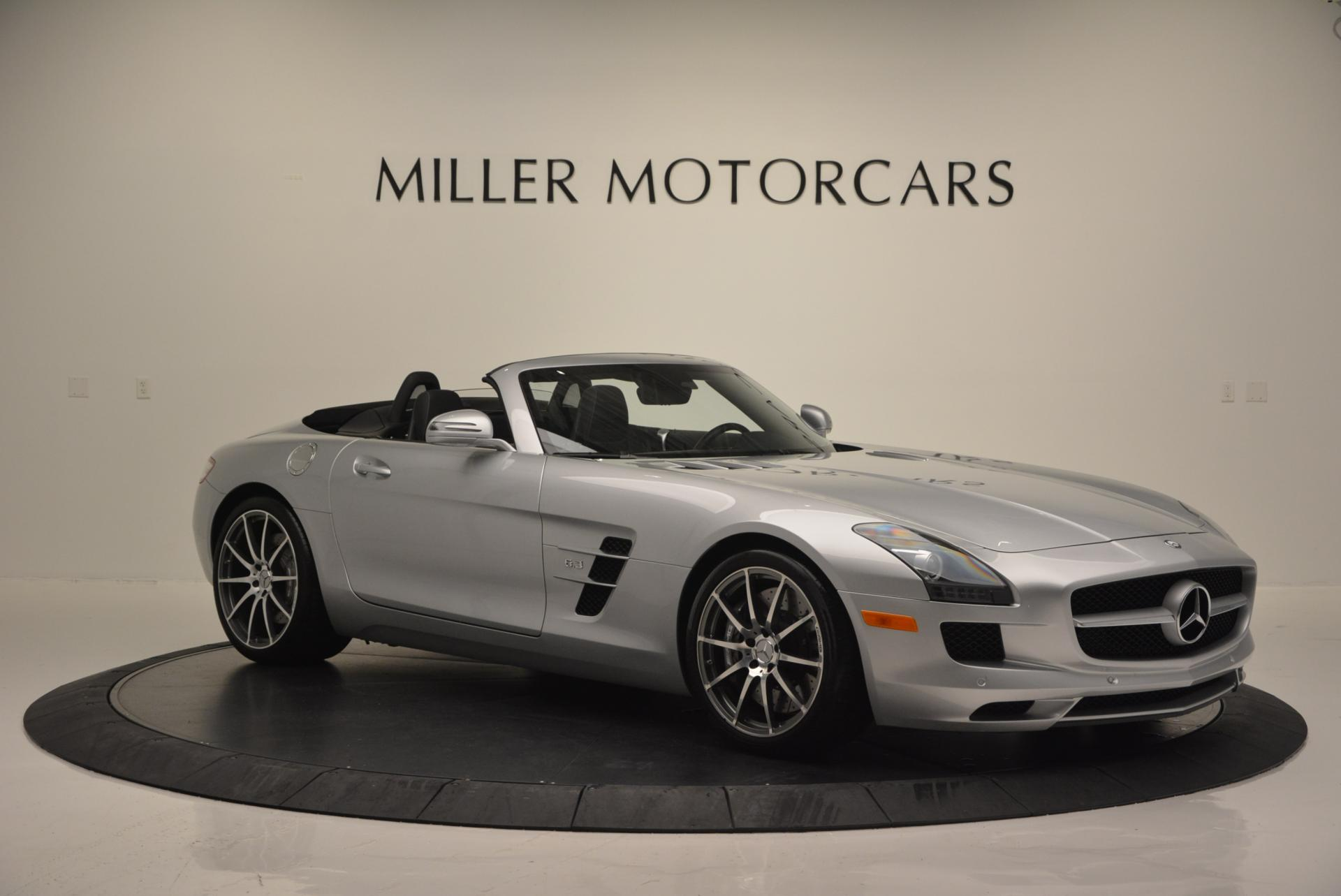 Used 2012 Mercedes Benz SLS AMG  For Sale In Westport, CT 517_p10