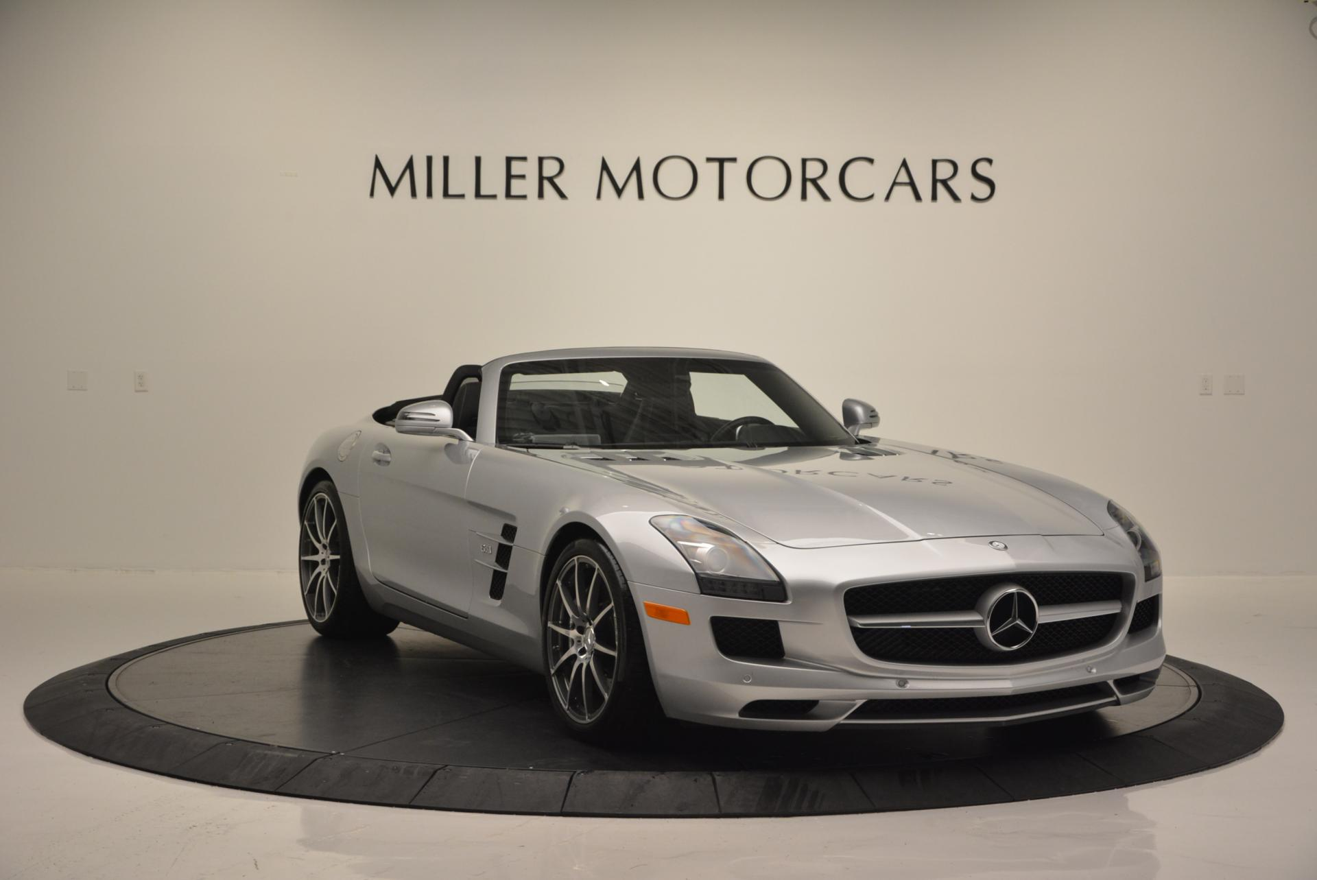 Used 2012 Mercedes Benz SLS AMG  For Sale In Westport, CT 517_p11
