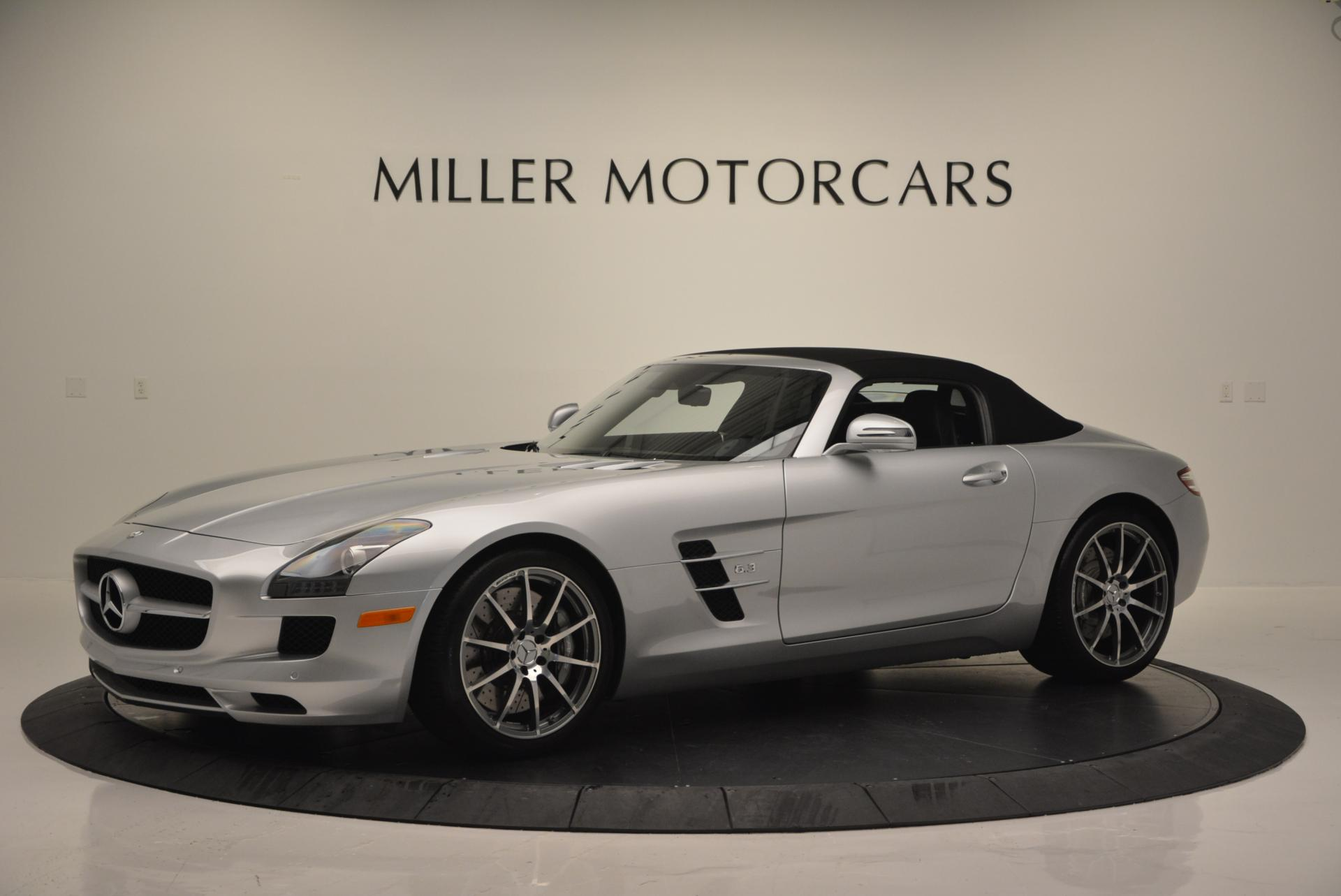 Used 2012 Mercedes Benz SLS AMG  For Sale In Westport, CT 517_p14