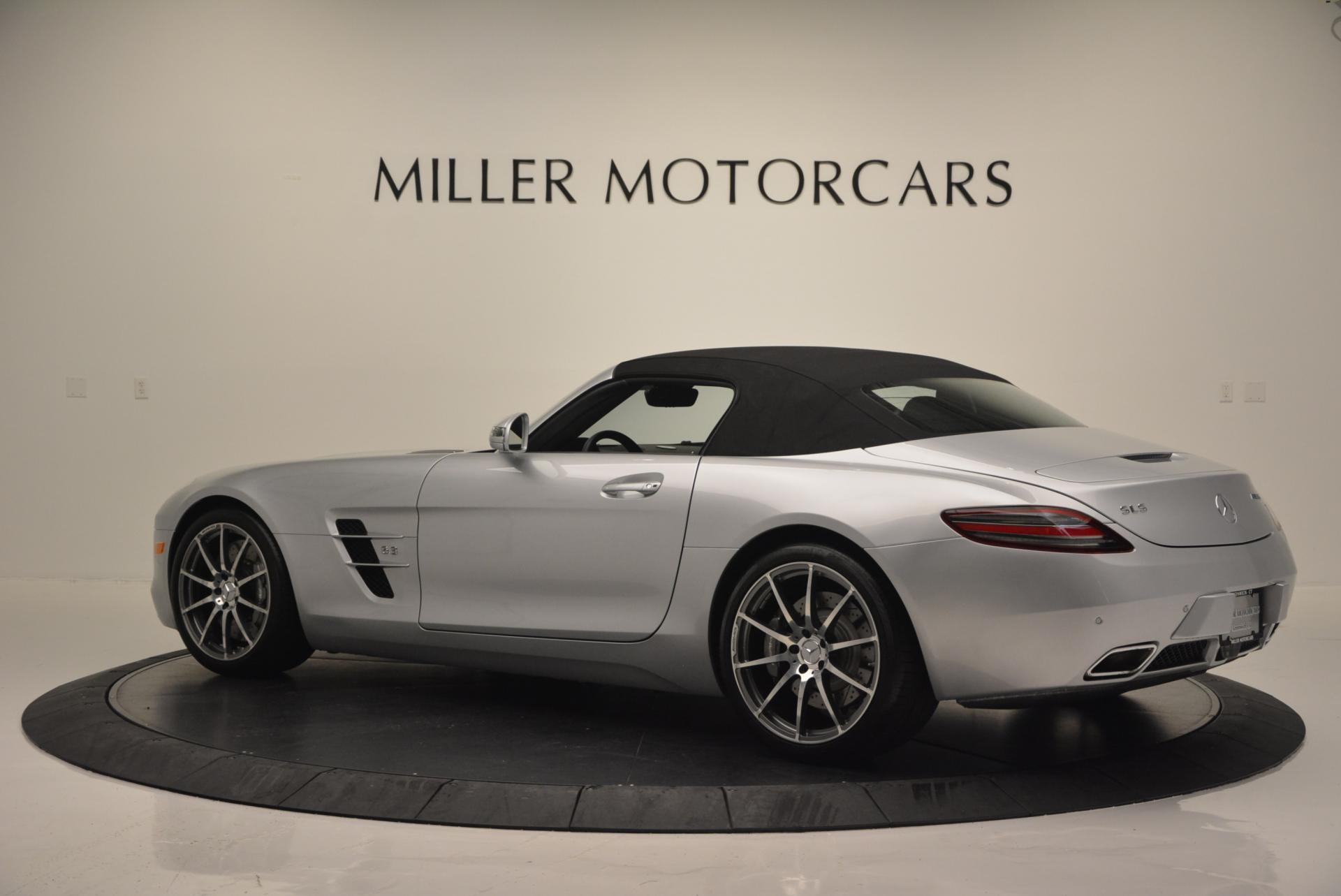 Used 2012 Mercedes Benz SLS AMG  For Sale In Westport, CT 517_p17