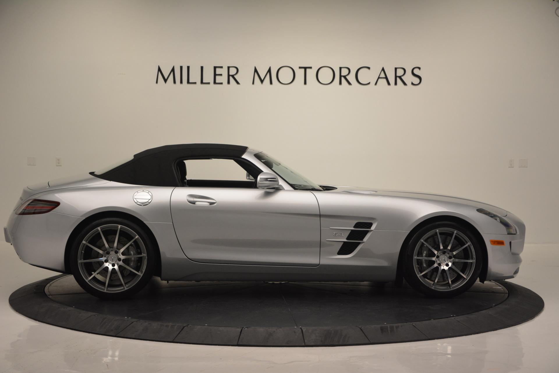 Used 2012 Mercedes Benz SLS AMG  For Sale In Westport, CT 517_p21