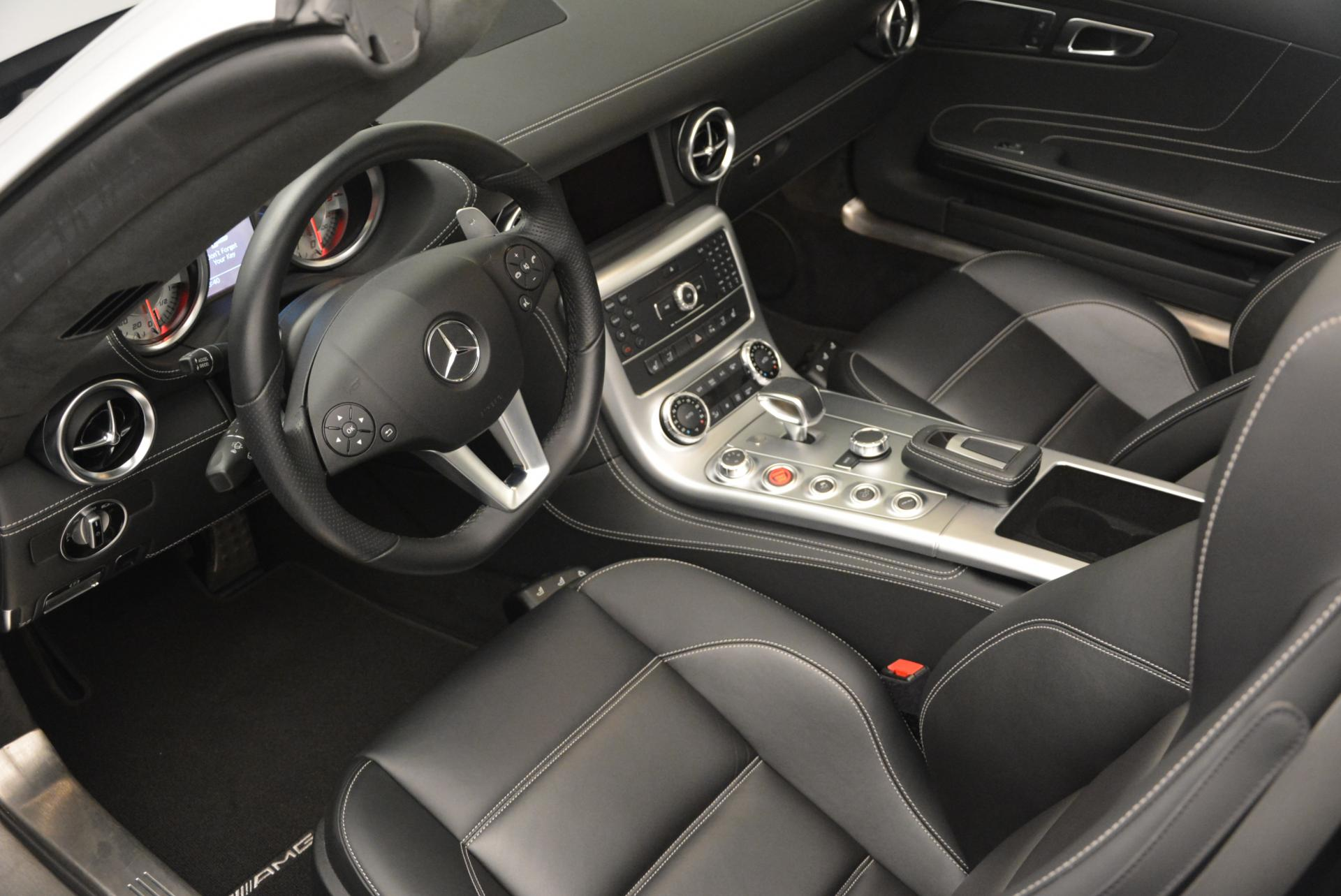 Used 2012 Mercedes Benz SLS AMG  For Sale In Westport, CT 517_p24