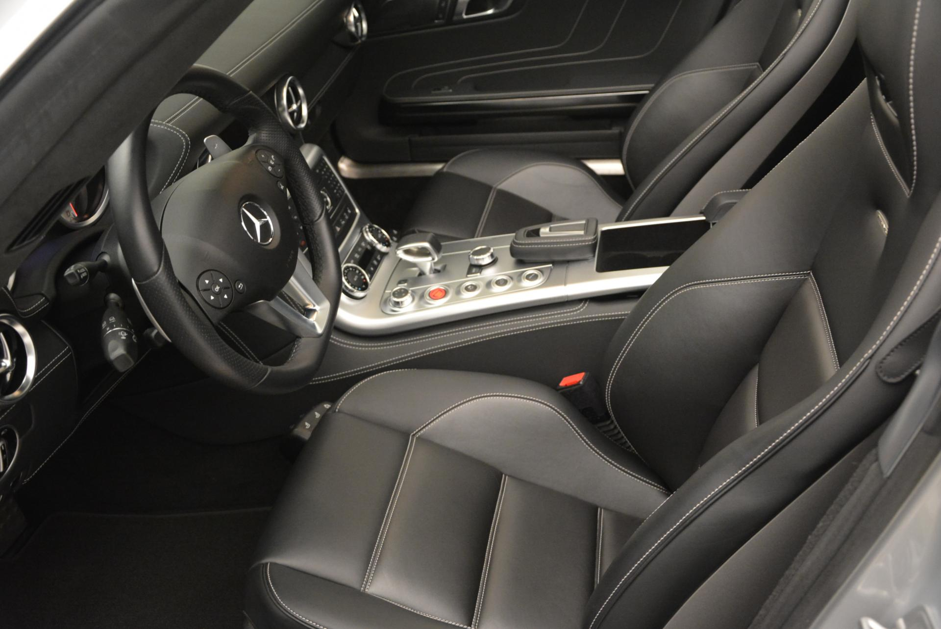 Used 2012 Mercedes Benz SLS AMG  For Sale In Westport, CT 517_p25