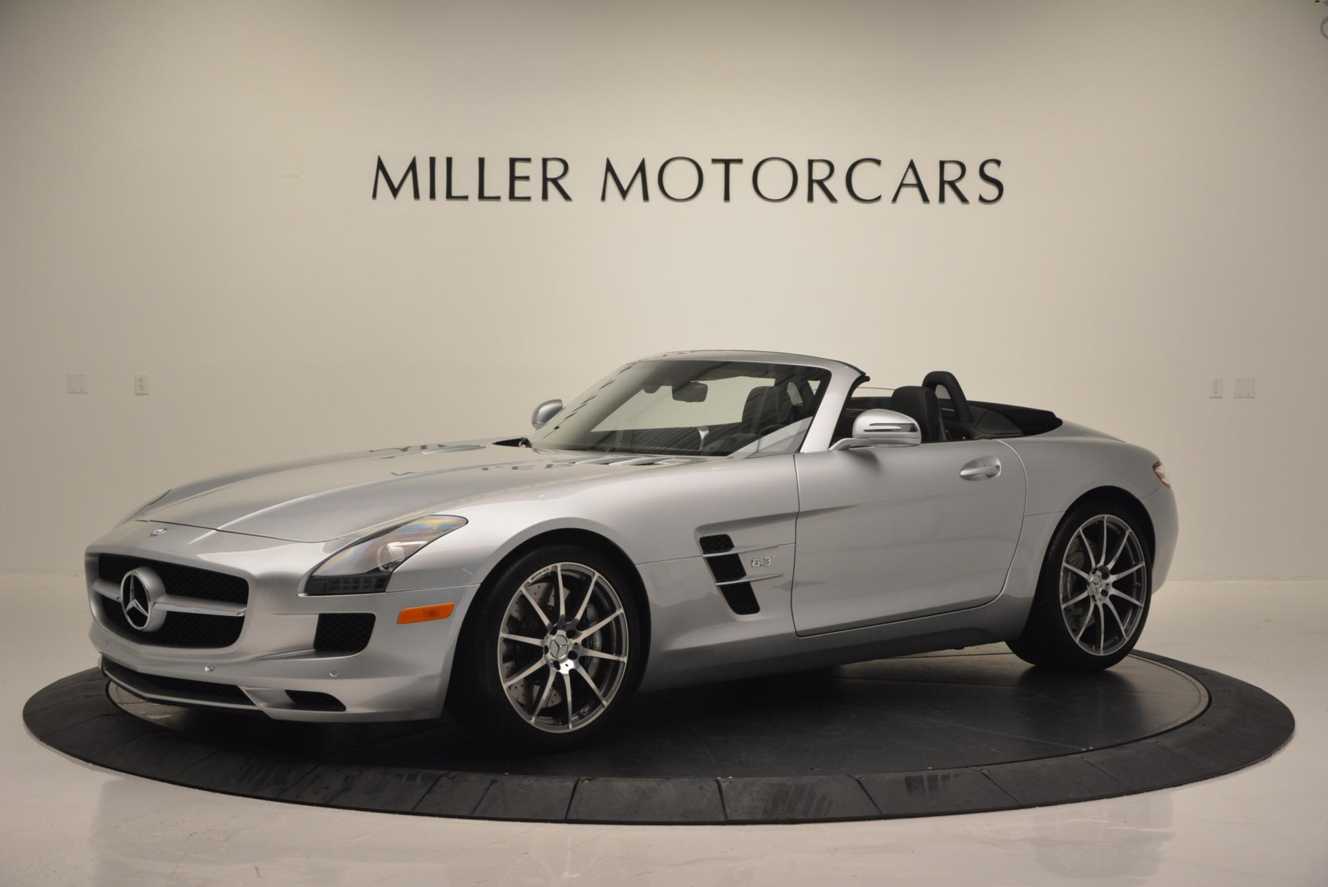 Used 2012 Mercedes Benz SLS AMG  For Sale In Westport, CT 517_p2
