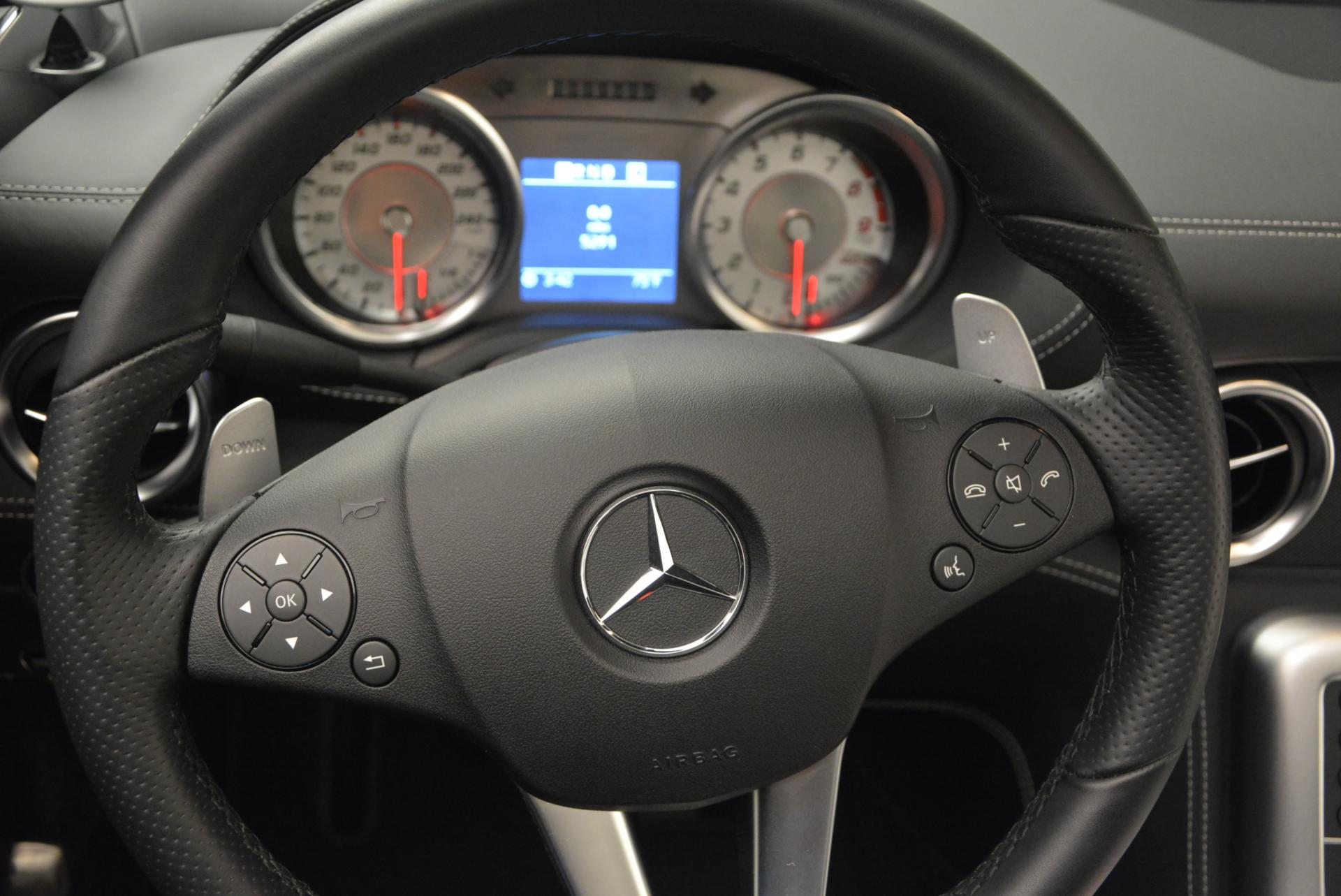 Used 2012 Mercedes Benz SLS AMG  For Sale In Westport, CT 517_p33