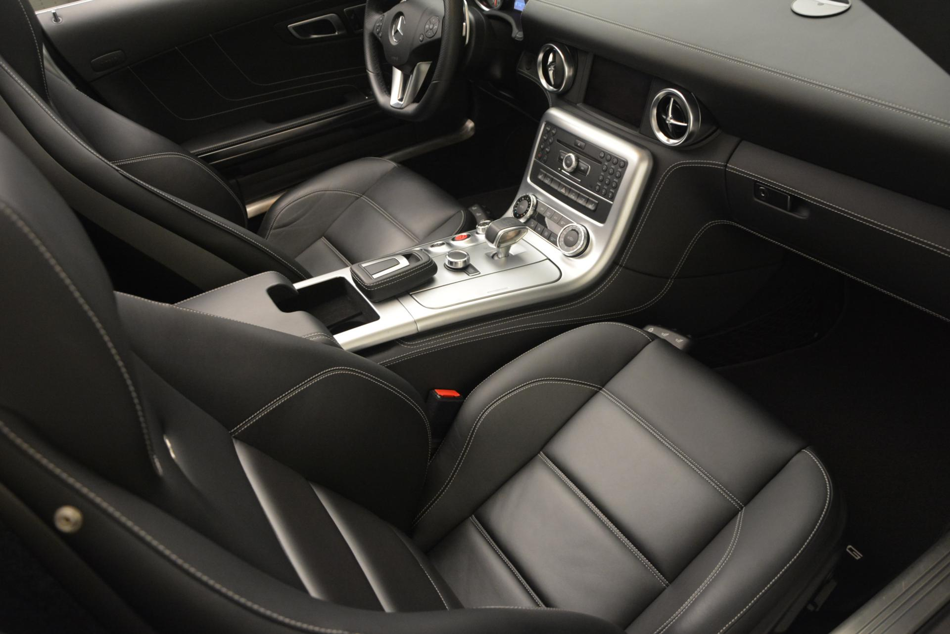 Used 2012 Mercedes Benz SLS AMG  For Sale In Westport, CT 517_p35