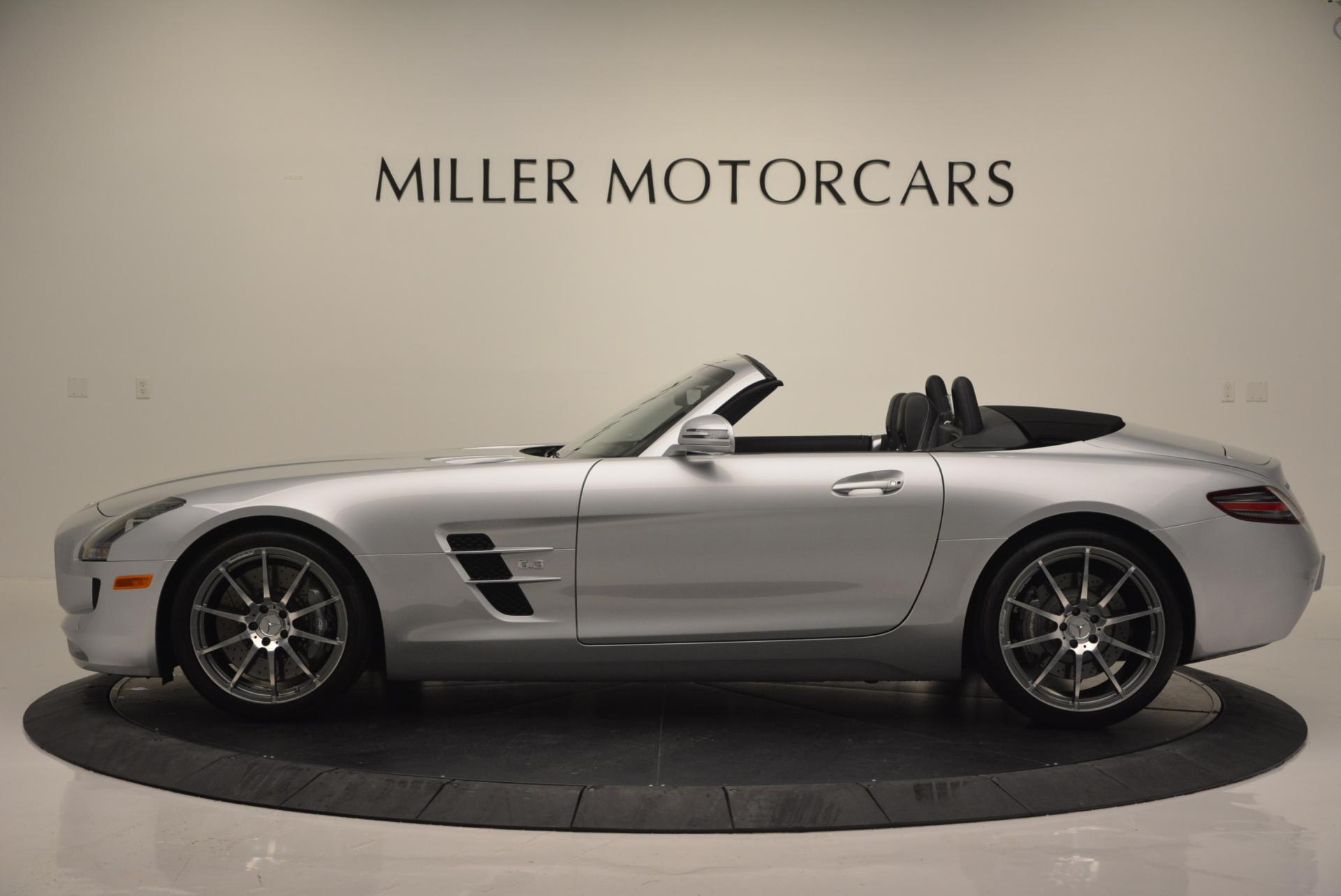 Used 2012 Mercedes Benz SLS AMG  For Sale In Westport, CT 517_p3