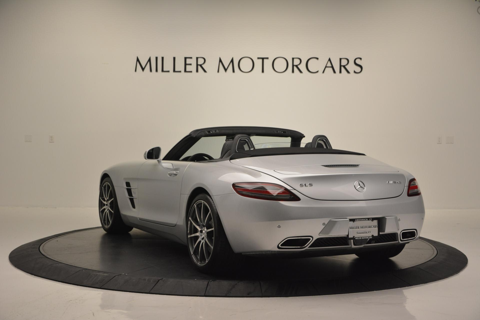 Used 2012 Mercedes Benz SLS AMG  For Sale In Westport, CT 517_p5