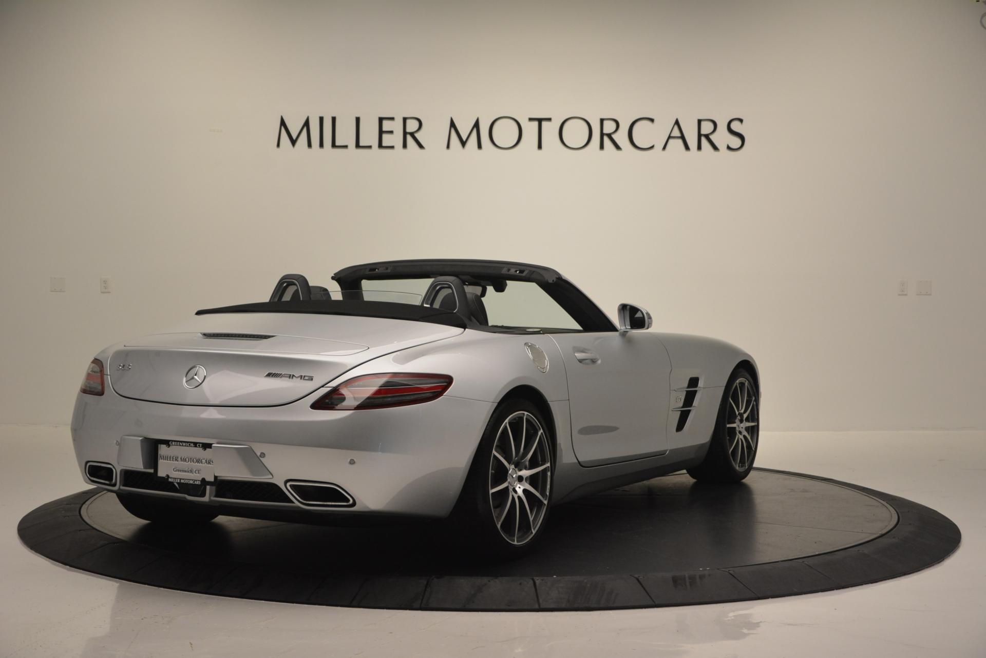 Used 2012 Mercedes Benz SLS AMG  For Sale In Westport, CT 517_p7