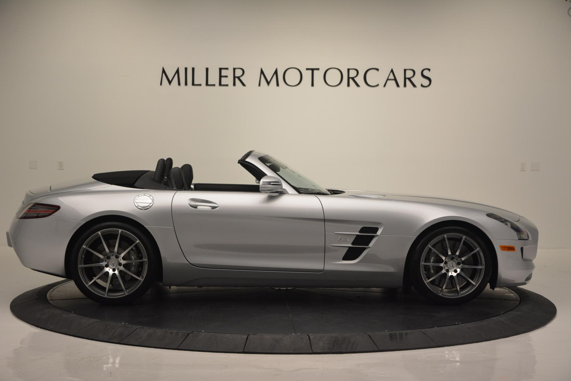 Used 2012 Mercedes Benz SLS AMG  For Sale In Westport, CT 517_p9