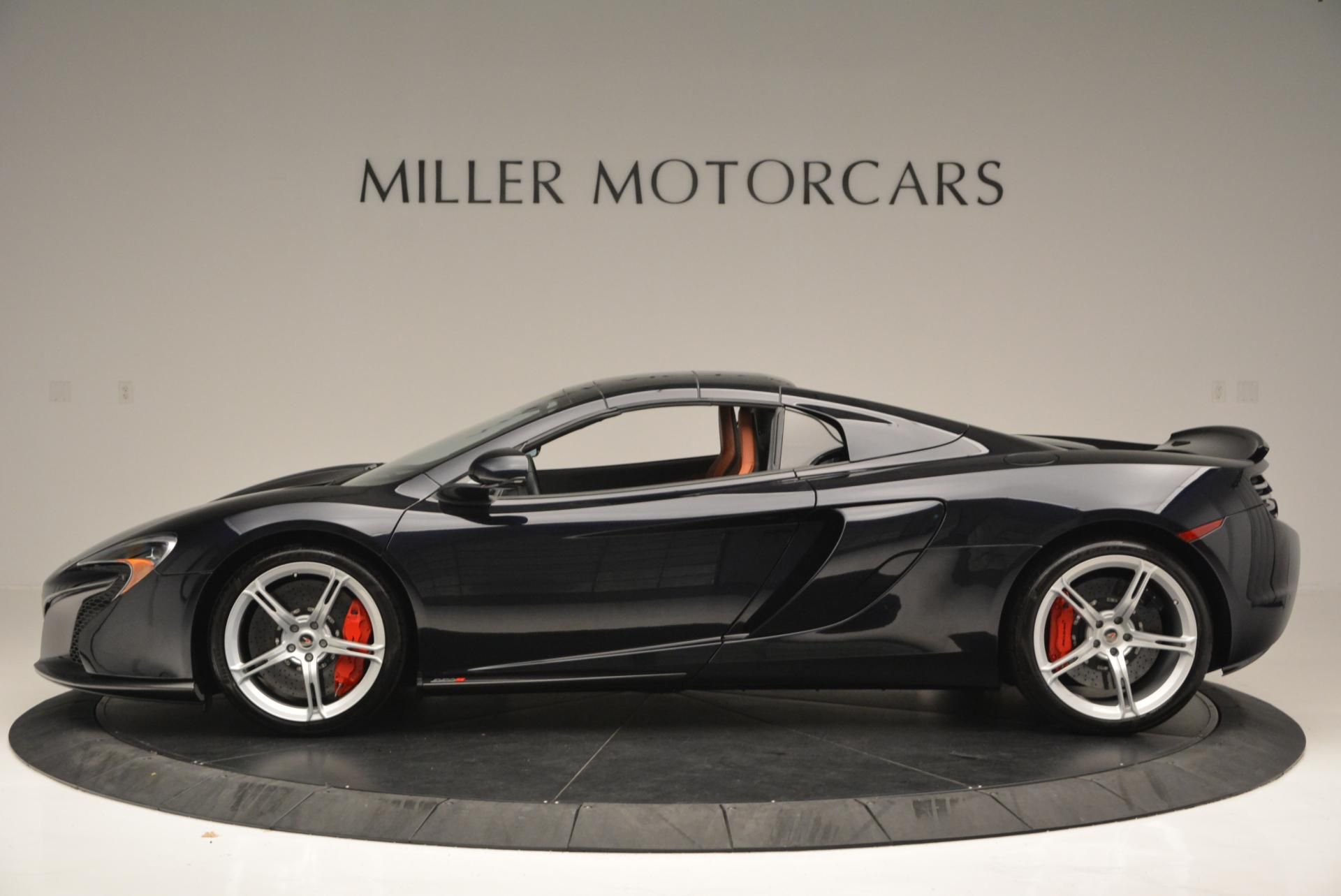 Used 2015 McLaren 650S Spider  For Sale In Westport, CT 518_p17
