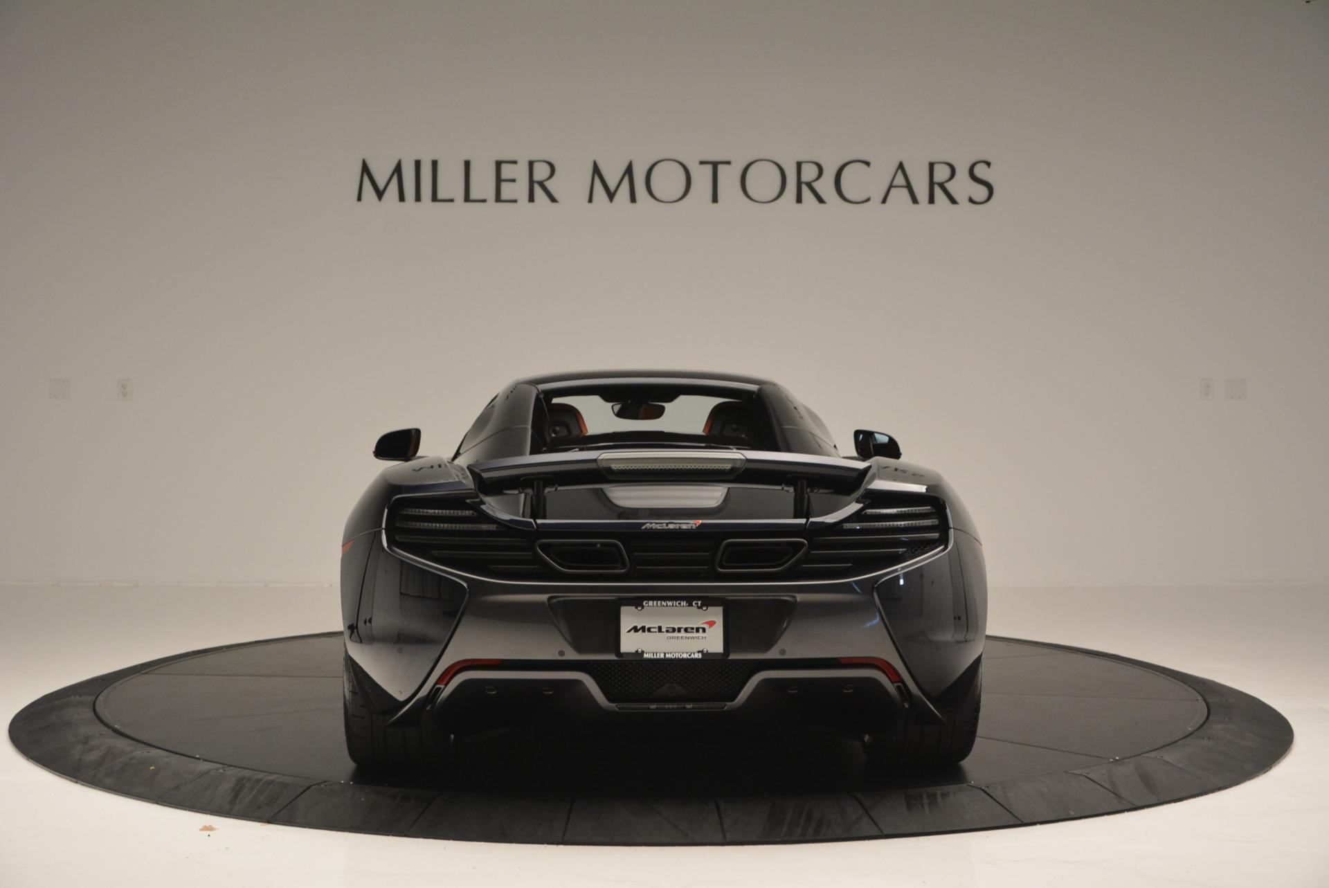 Used 2015 McLaren 650S Spider  For Sale In Westport, CT 518_p19