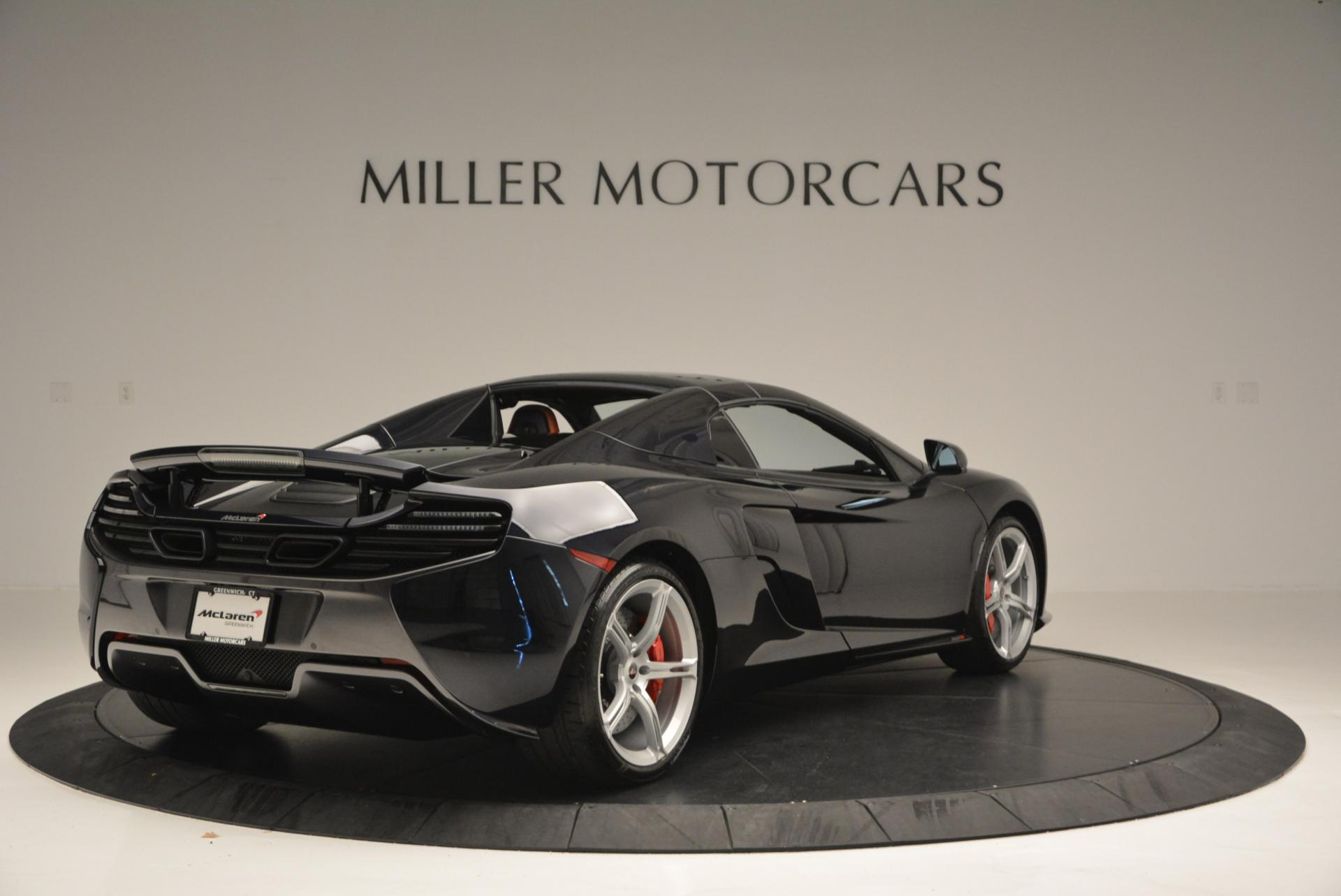 Used 2015 McLaren 650S Spider  For Sale In Westport, CT 518_p20