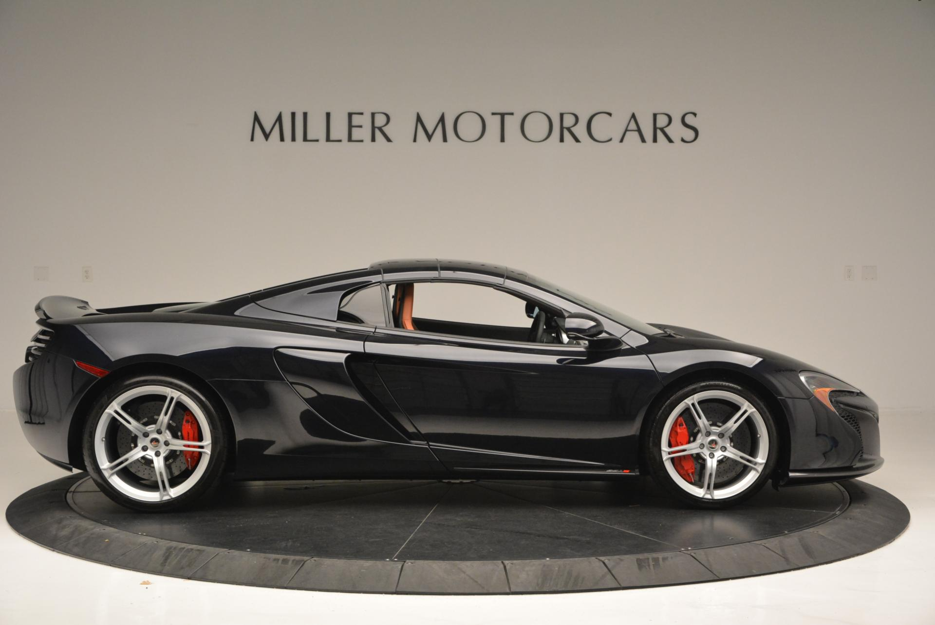 Used 2015 McLaren 650S Spider  For Sale In Westport, CT 518_p21