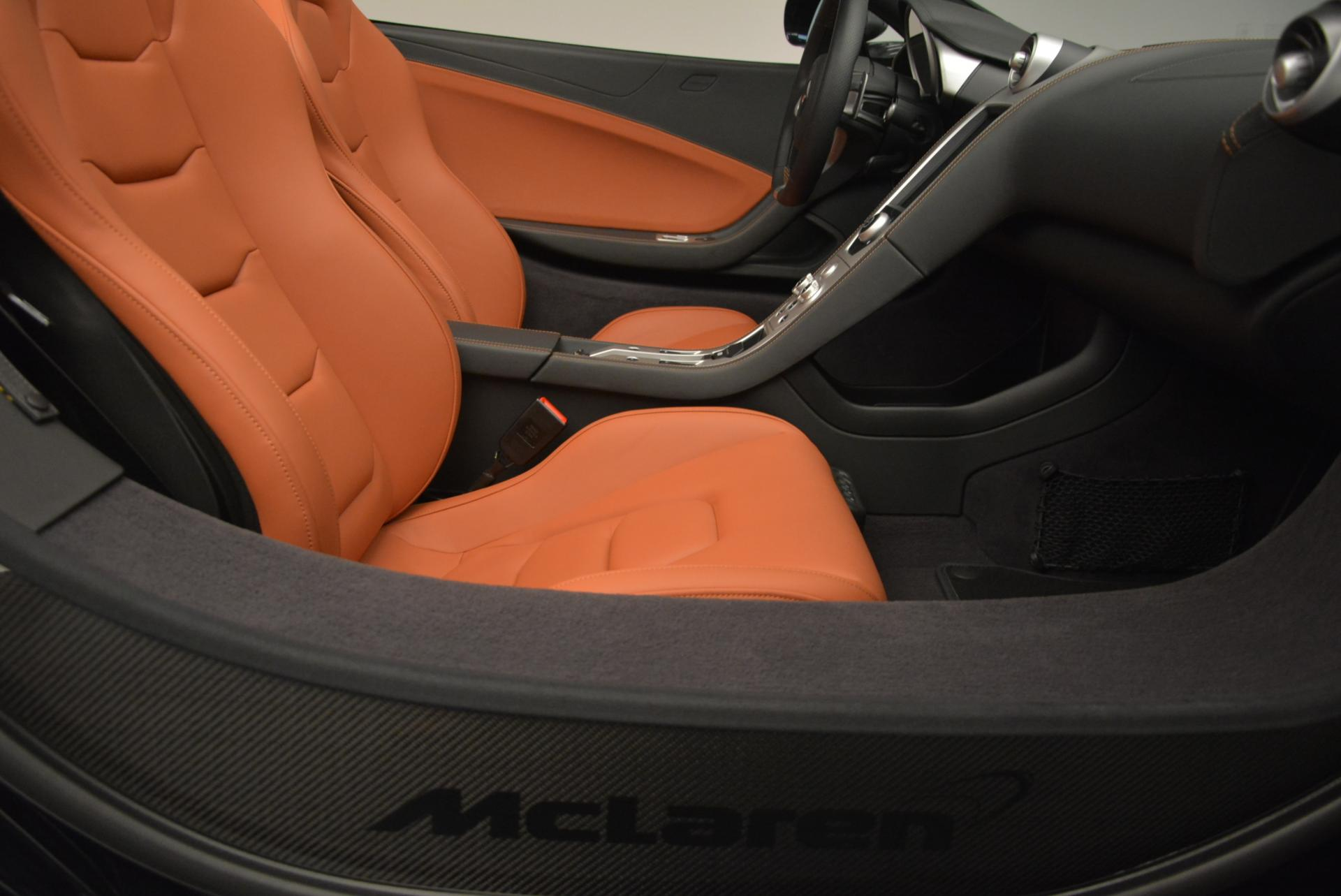 Used 2015 McLaren 650S Spider  For Sale In Westport, CT 518_p29