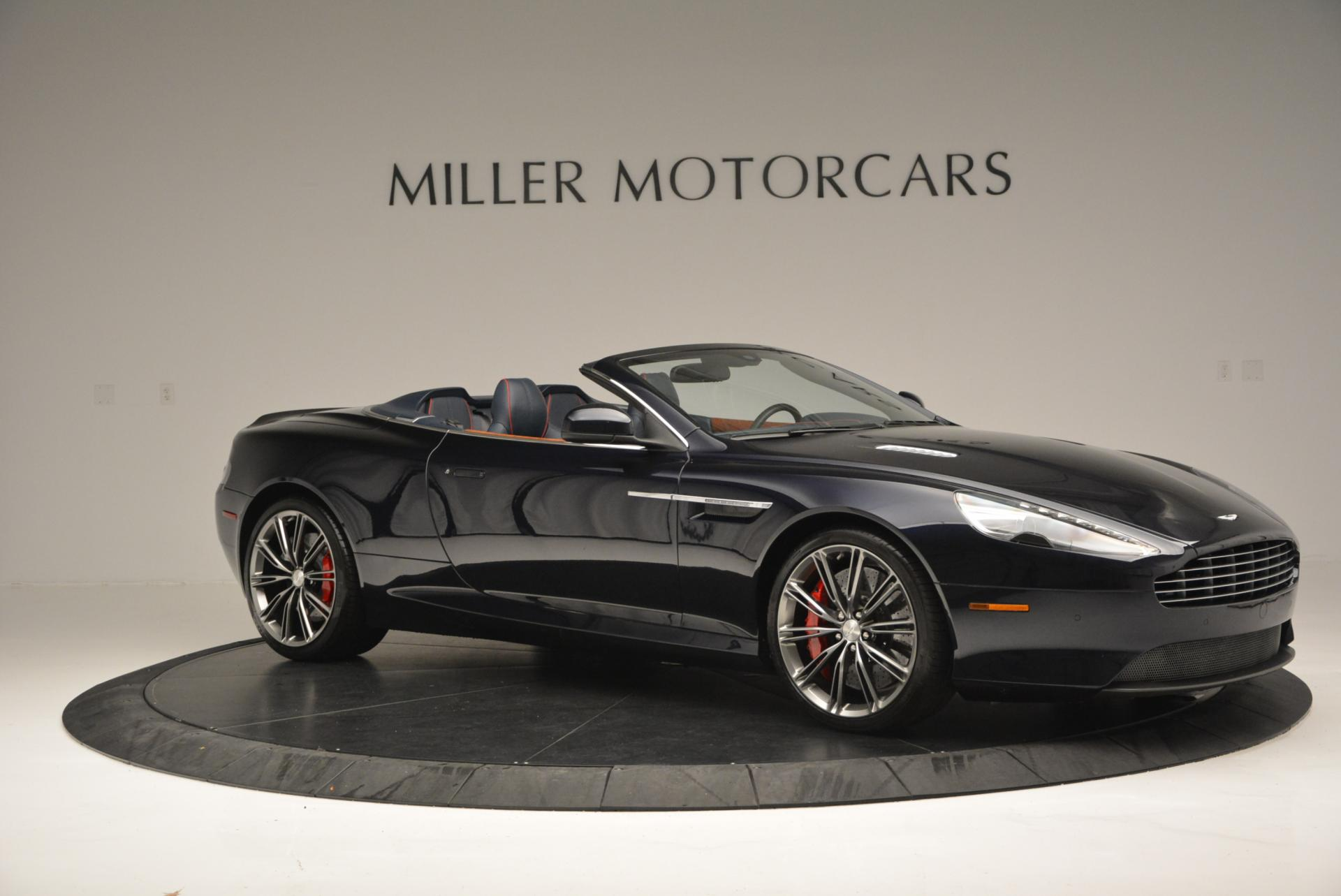 Used 2014 Aston Martin DB9 Volante For Sale In Westport, CT 519_p10