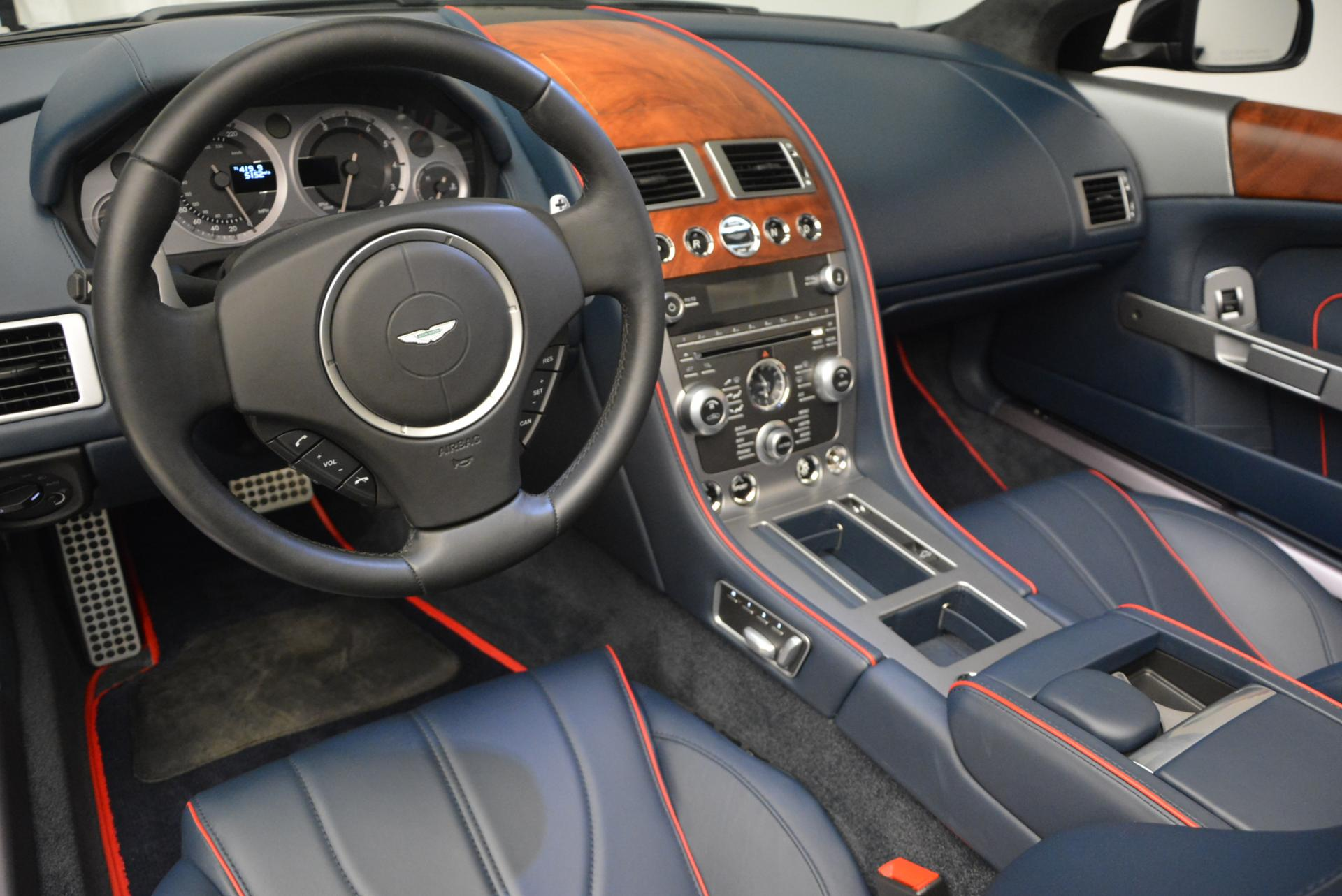 Used 2014 Aston Martin DB9 Volante For Sale In Westport, CT 519_p14