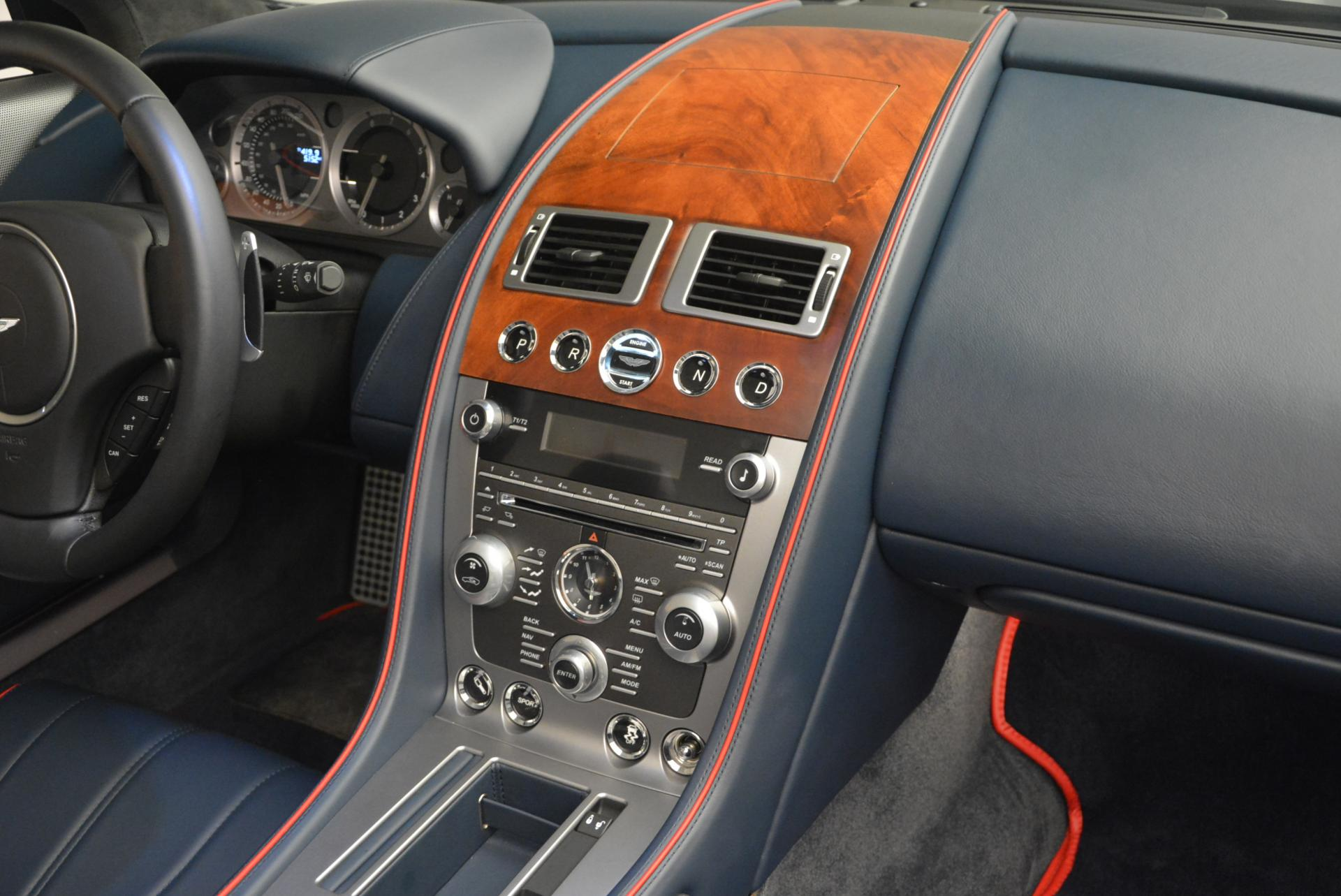 Used 2014 Aston Martin DB9 Volante For Sale In Westport, CT 519_p19