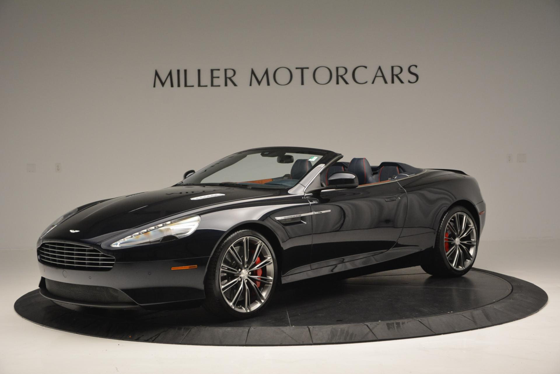 Used 2014 Aston Martin DB9 Volante For Sale In Westport, CT 519_p2