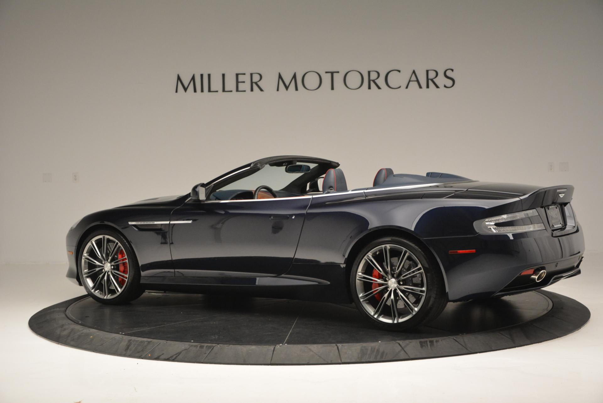 Used 2014 Aston Martin DB9 Volante For Sale In Westport, CT 519_p4