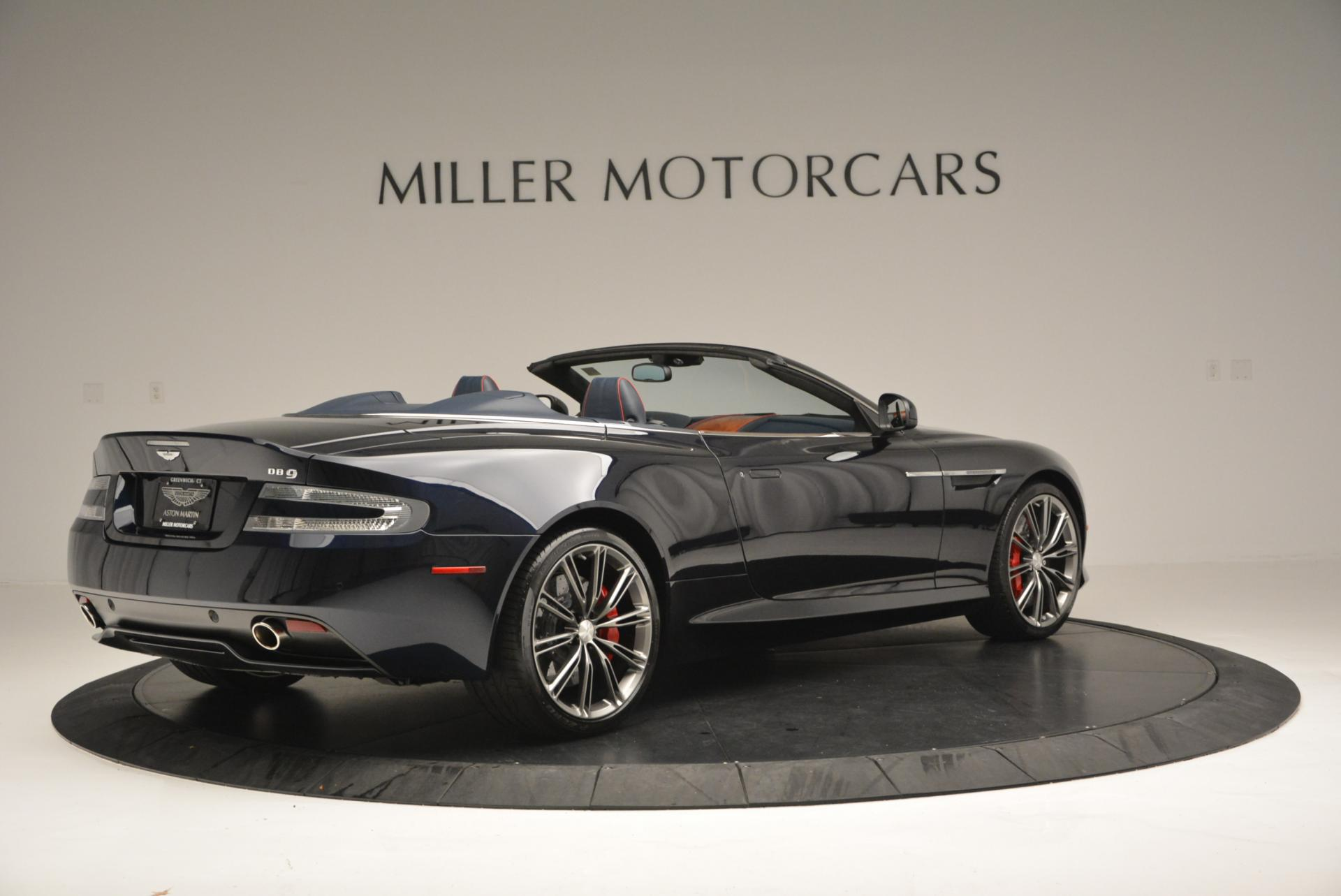 Used 2014 Aston Martin DB9 Volante For Sale In Westport, CT 519_p8