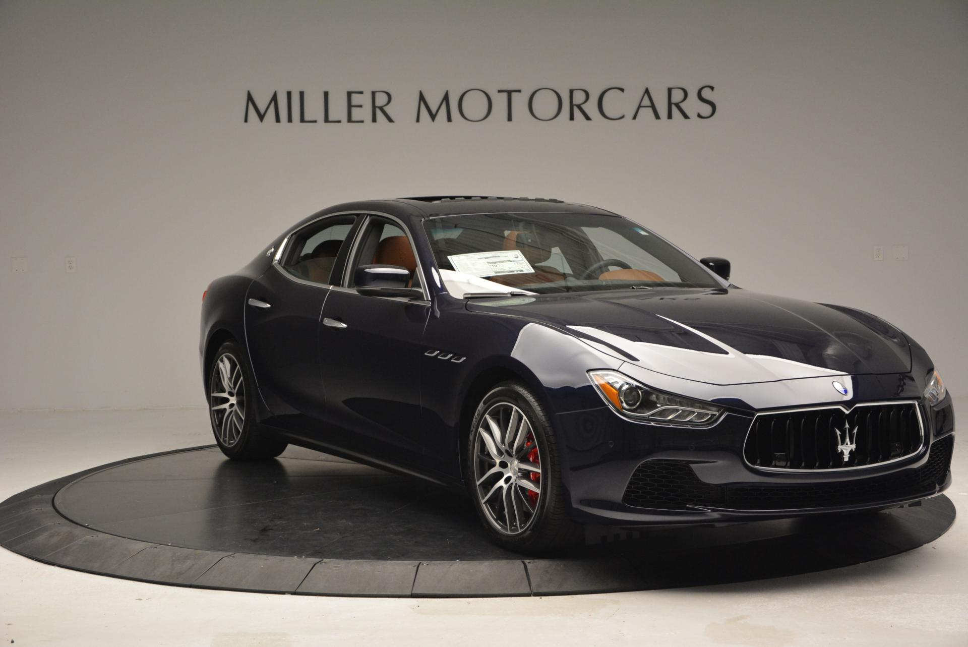 New 2016 Maserati Ghibli S Q4 For Sale In Westport, CT 52_p11