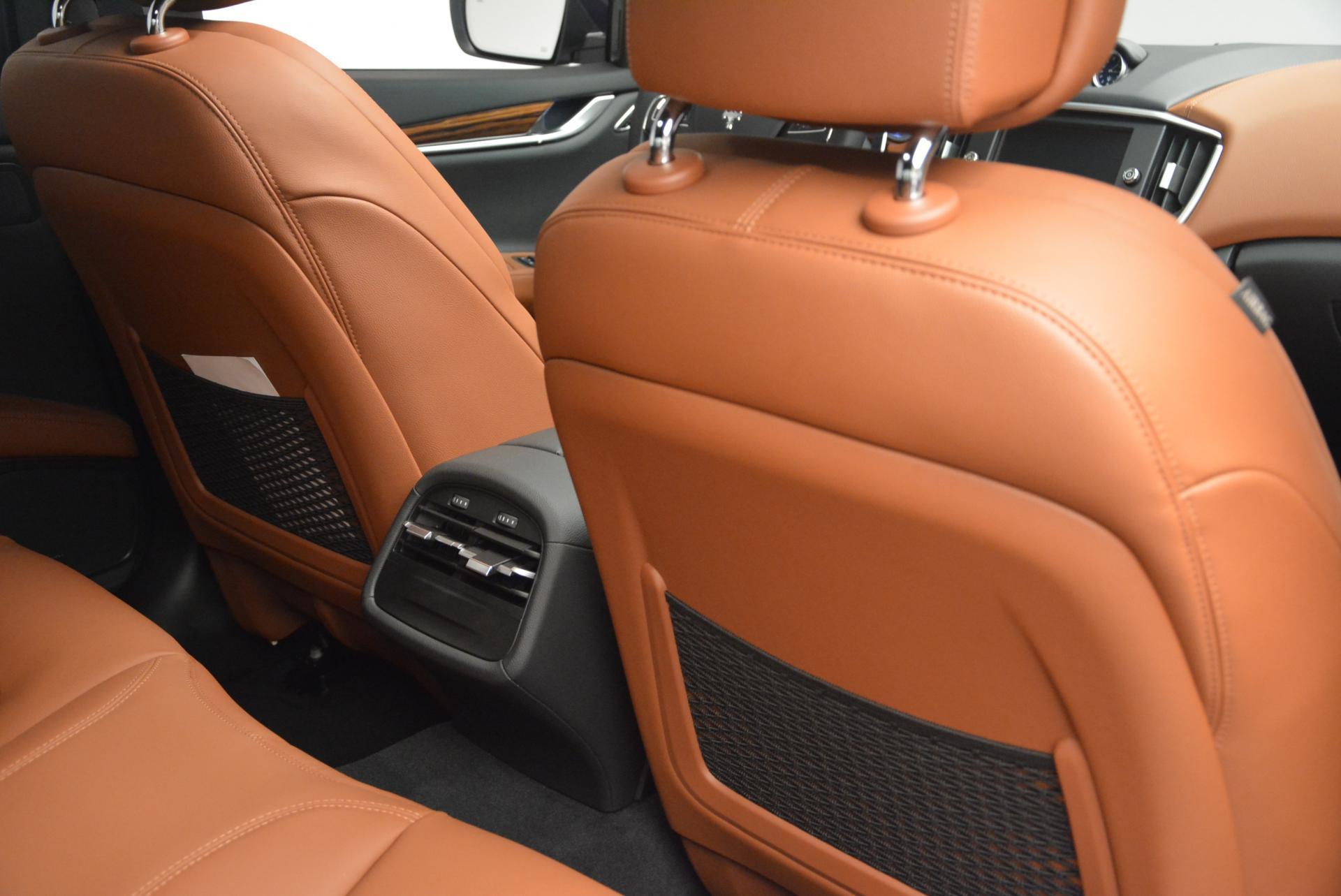 New 2016 Maserati Ghibli S Q4 For Sale In Westport, CT 52_p22