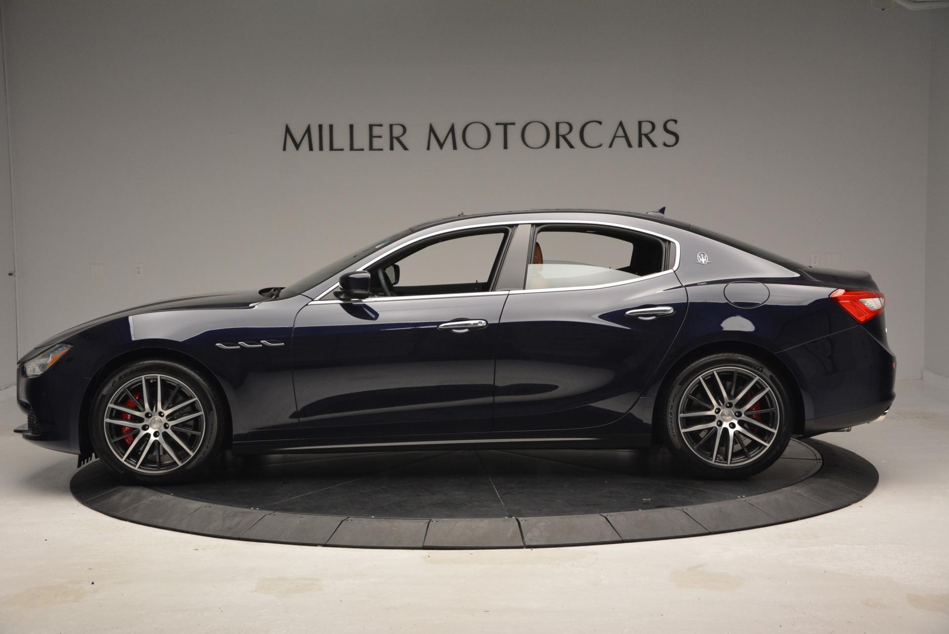 New 2016 Maserati Ghibli S Q4 For Sale In Westport, CT 52_p3