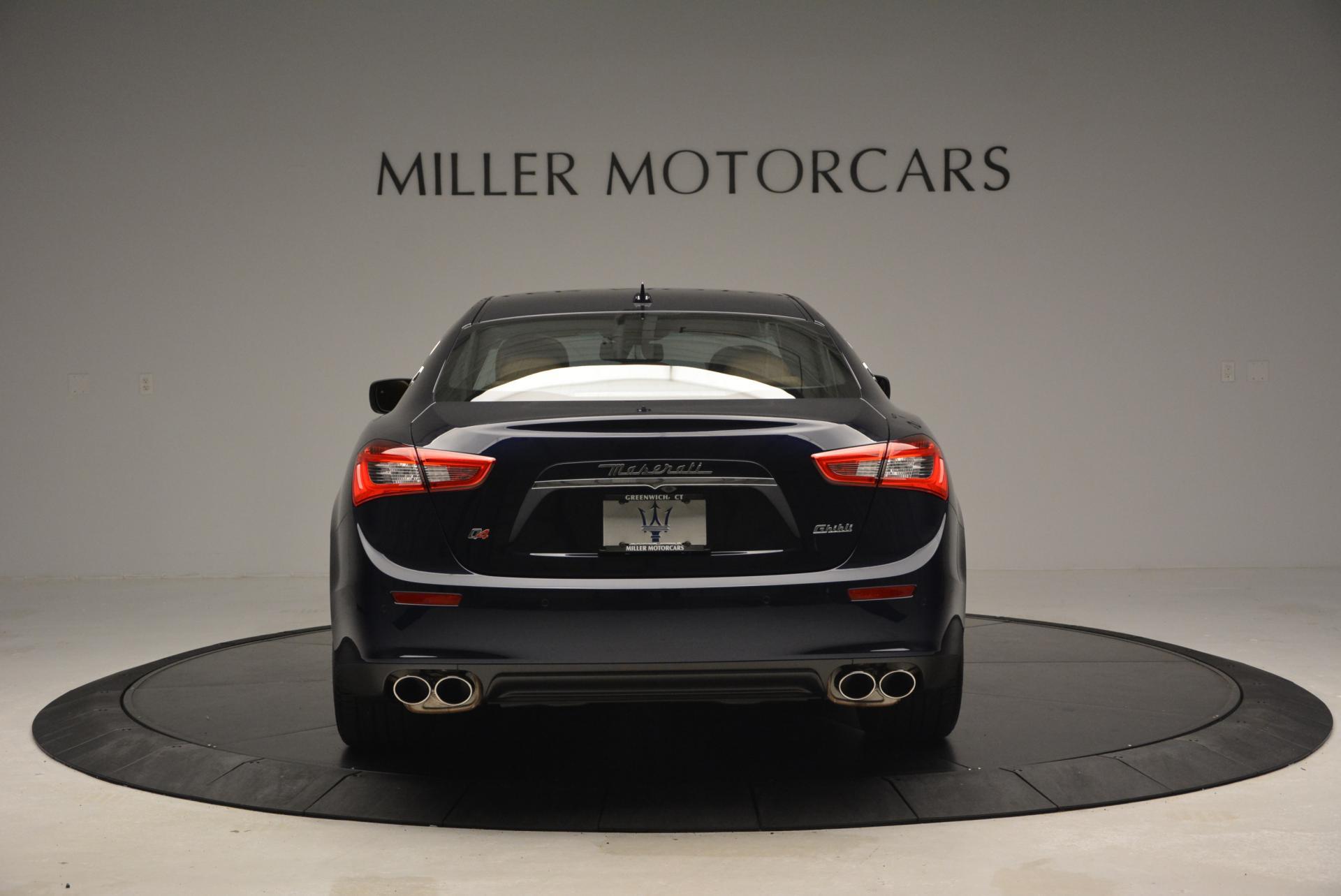 New 2016 Maserati Ghibli S Q4 For Sale In Westport, CT 52_p6