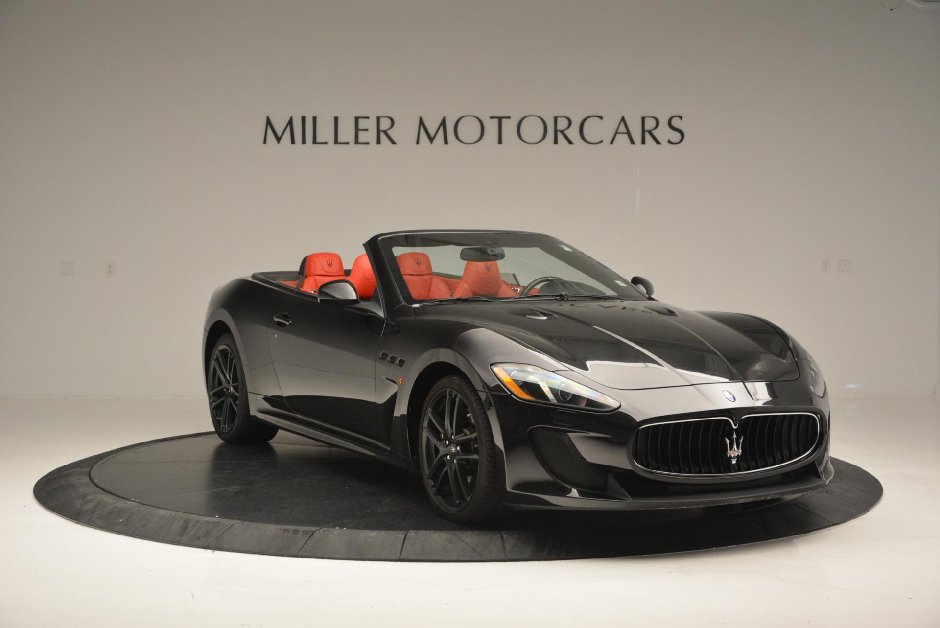 Used 2013 Maserati GranTurismo MC For Sale In Westport, CT 521_p11
