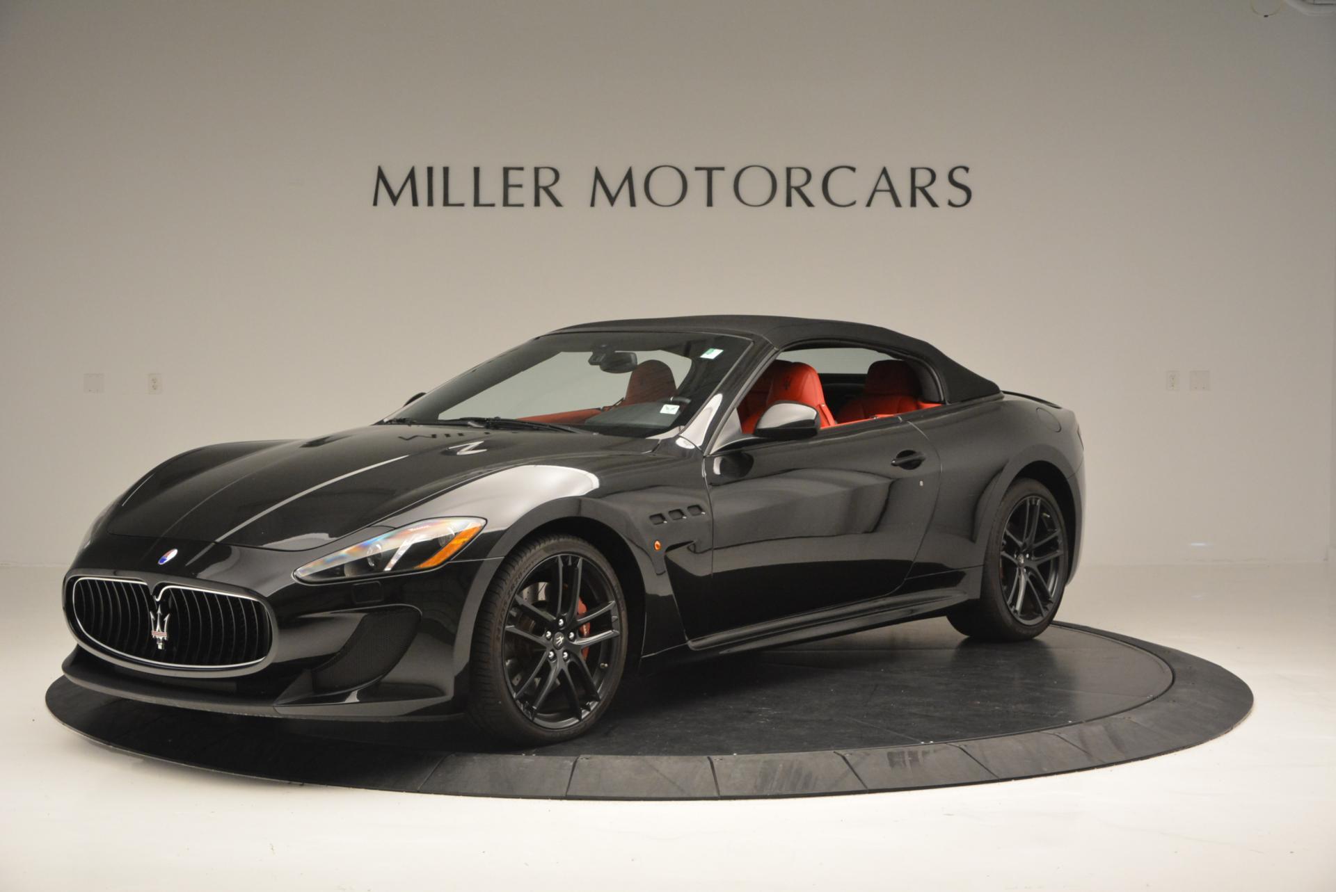 Used 2013 Maserati GranTurismo MC For Sale In Westport, CT 521_p14