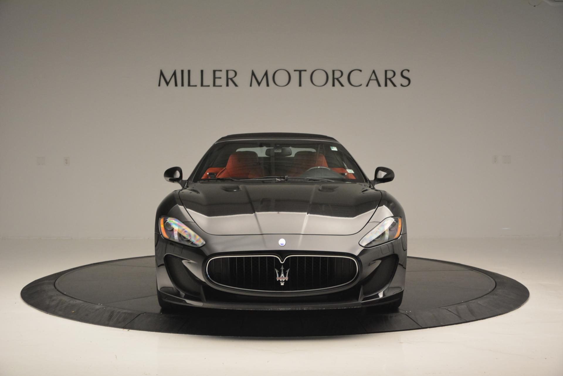 Used 2013 Maserati GranTurismo MC For Sale In Westport, CT 521_p19