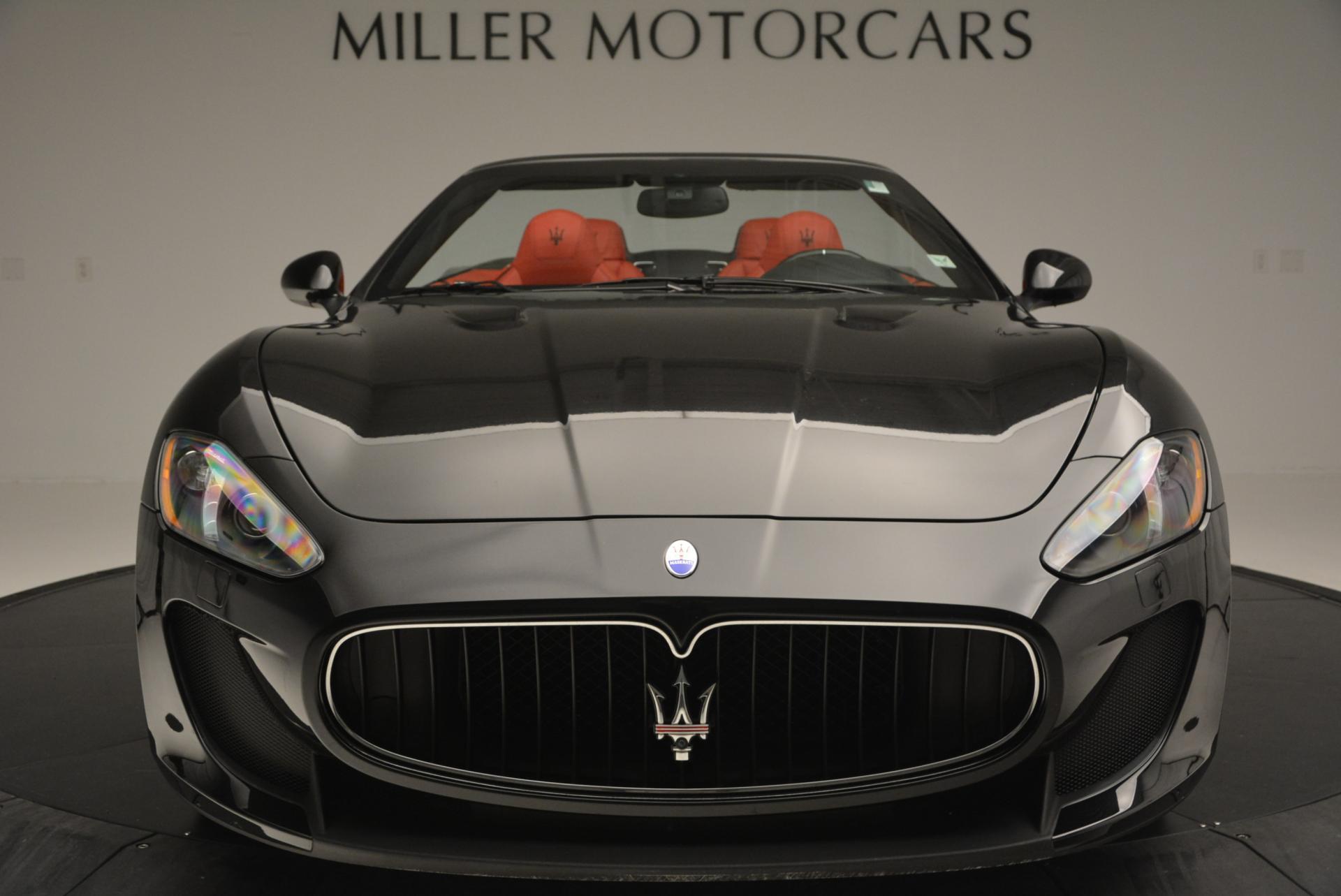 Used 2013 Maserati GranTurismo MC For Sale In Westport, CT 521_p20