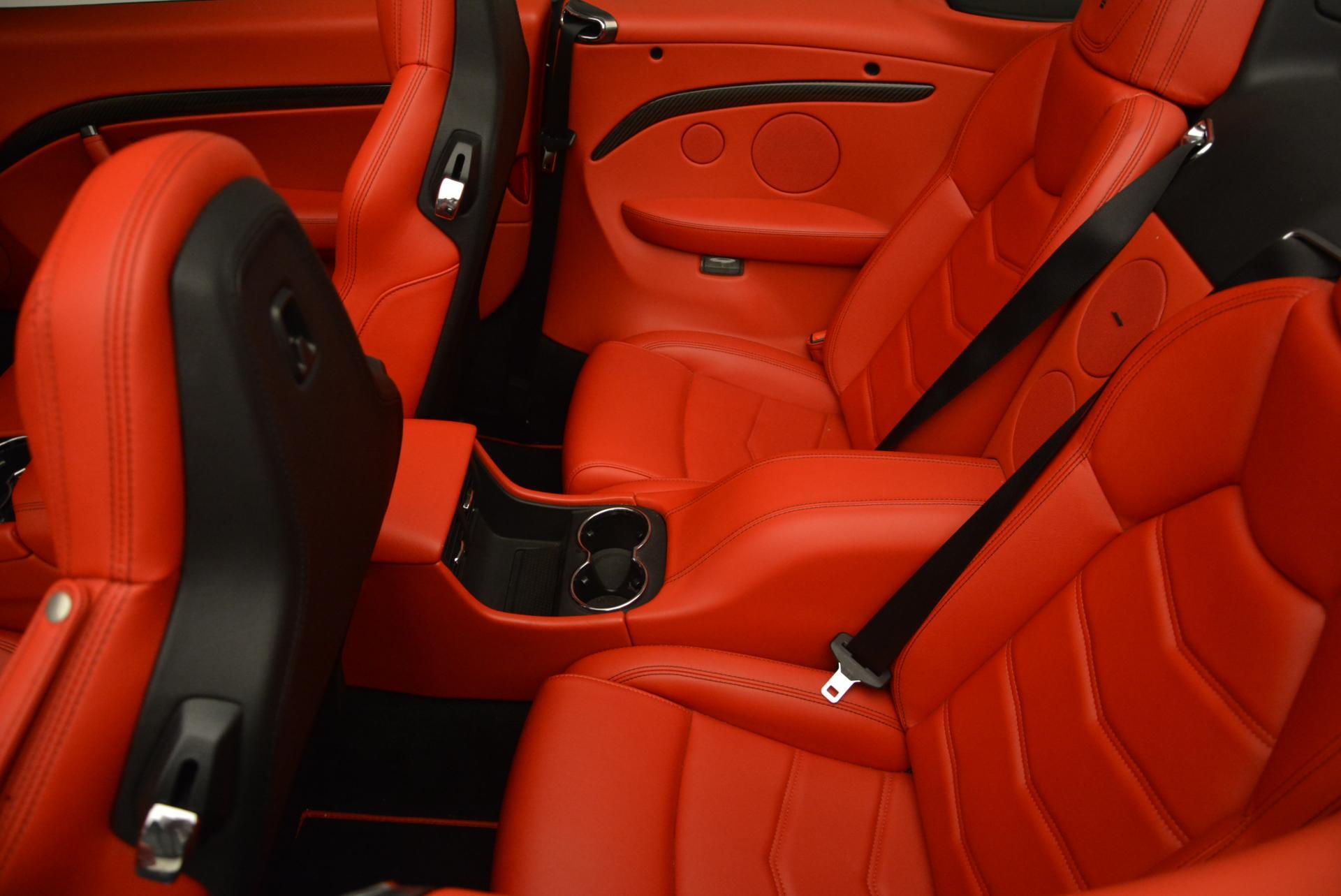 Used 2013 Maserati GranTurismo MC For Sale In Westport, CT 521_p25