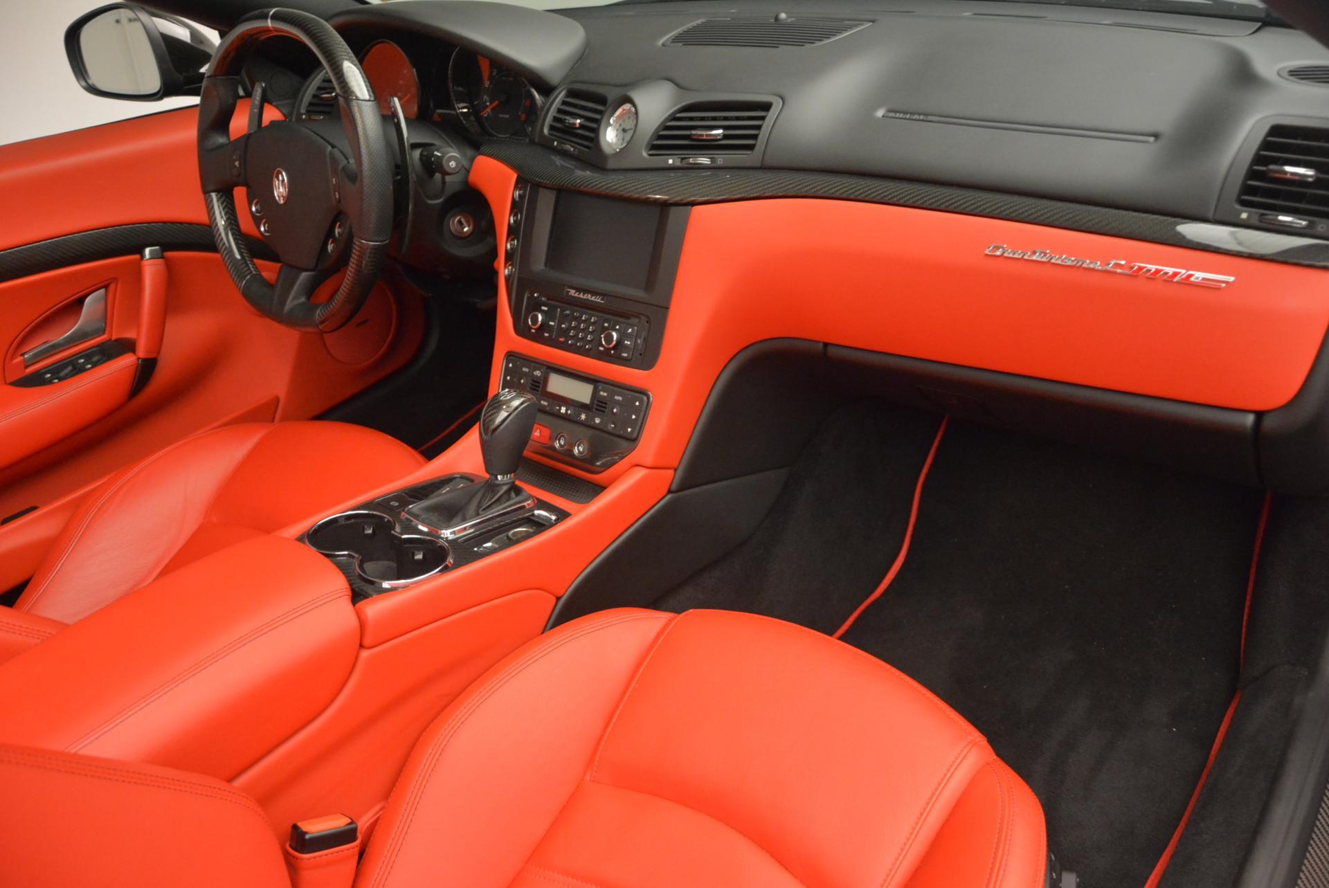 Used 2013 Maserati GranTurismo MC For Sale In Westport, CT 521_p27