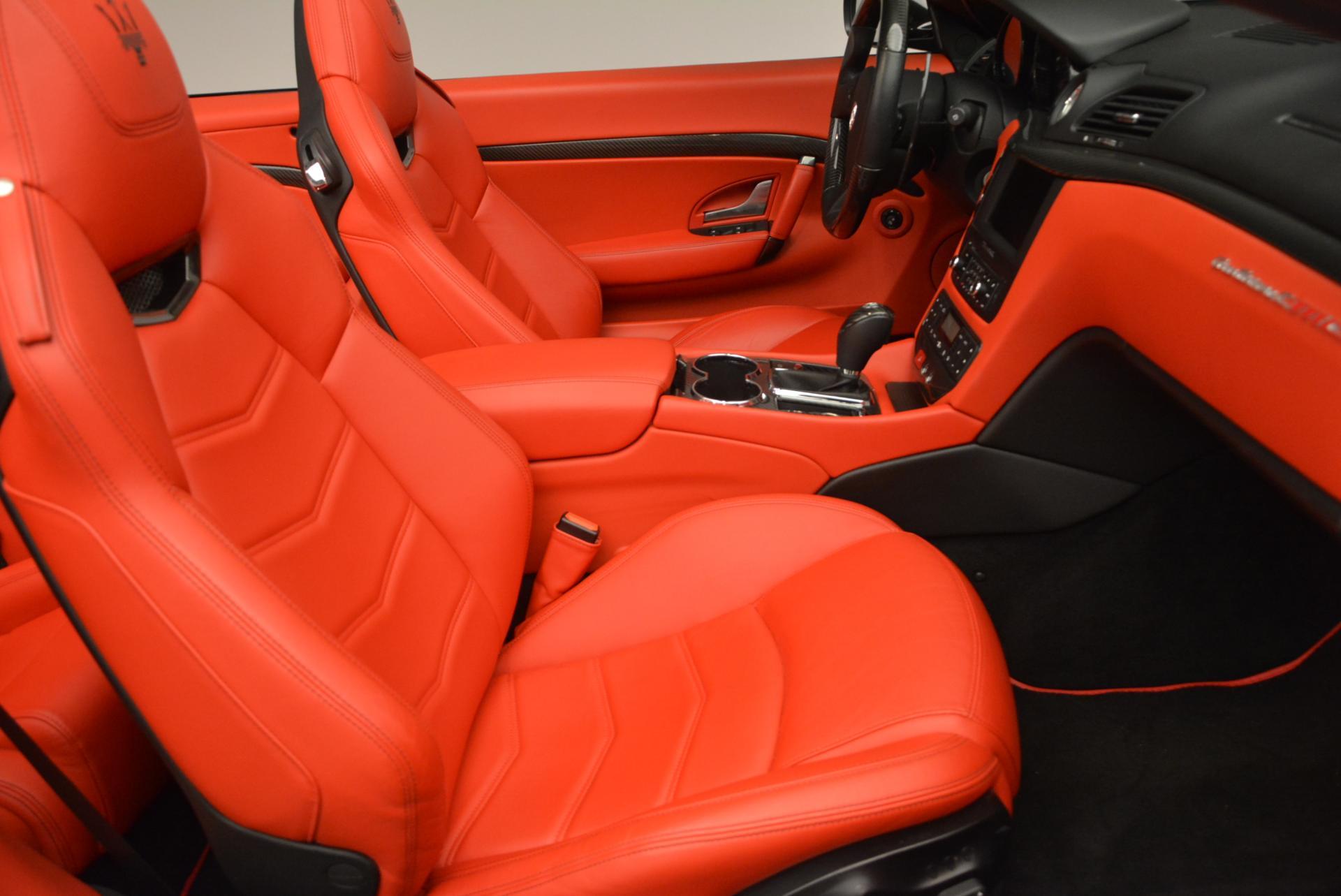 Used 2013 Maserati GranTurismo MC For Sale In Westport, CT 521_p28