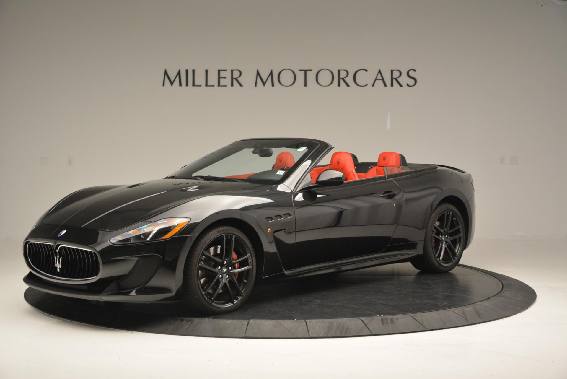 Used 2013 Maserati GranTurismo MC For Sale In Westport, CT 521_p2