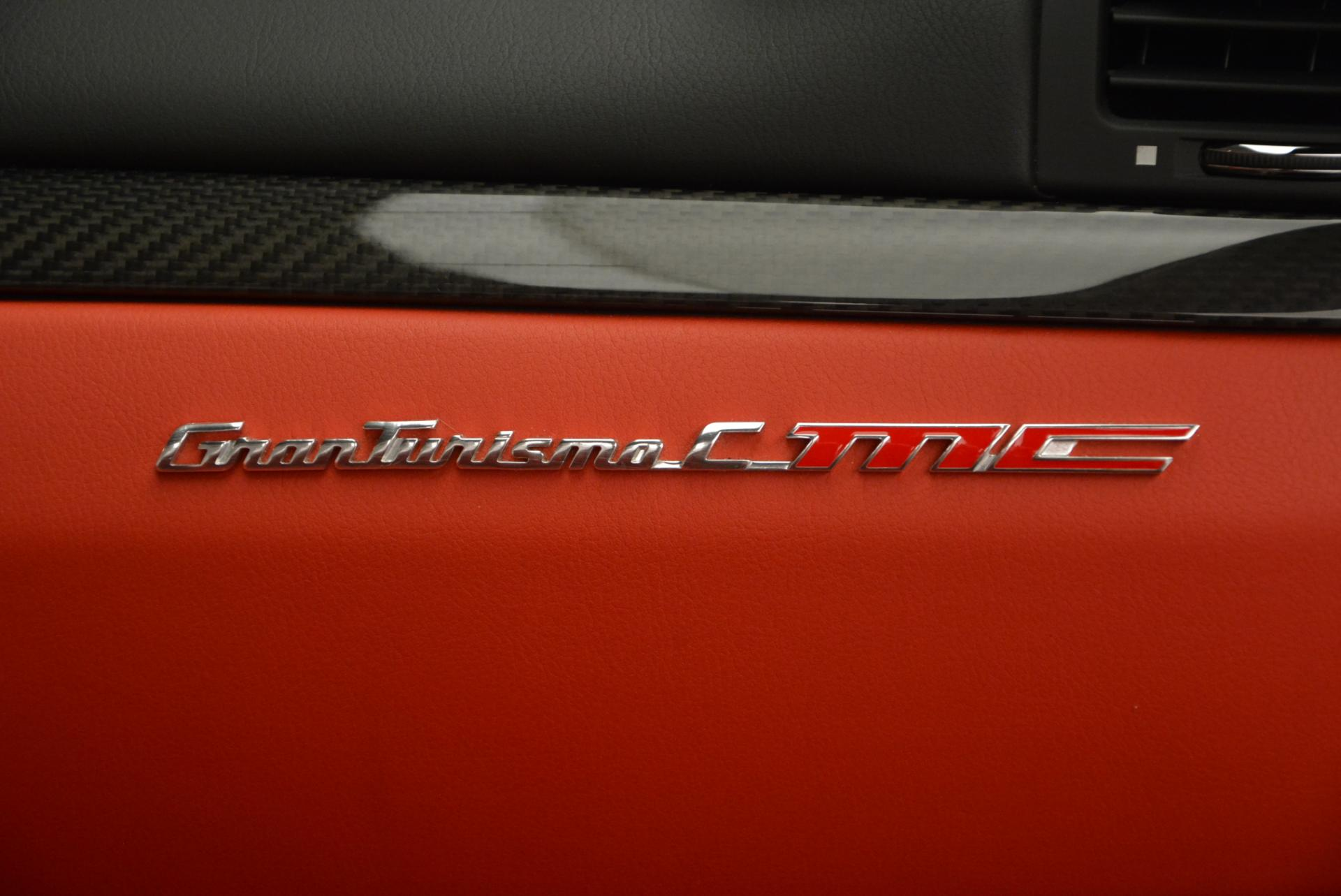 Used 2013 Maserati GranTurismo MC For Sale In Westport, CT 521_p31