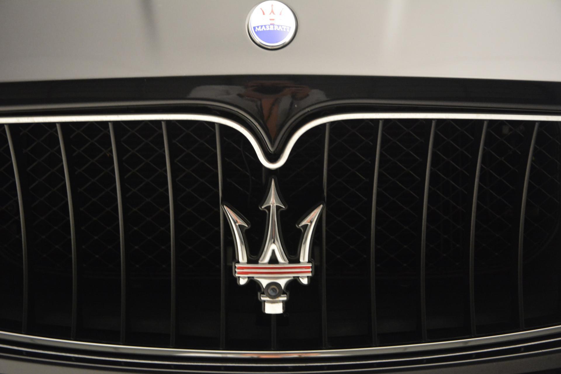 Used 2013 Maserati GranTurismo MC For Sale In Westport, CT 521_p34