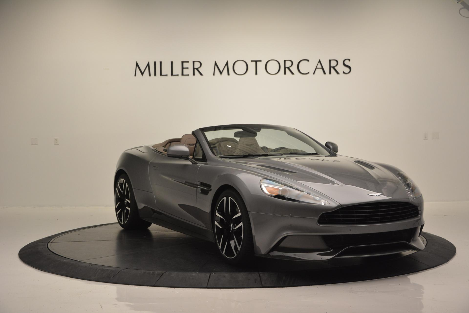 New 2016 Aston Martin Vanquish Volante For Sale In Westport, CT 522_p11